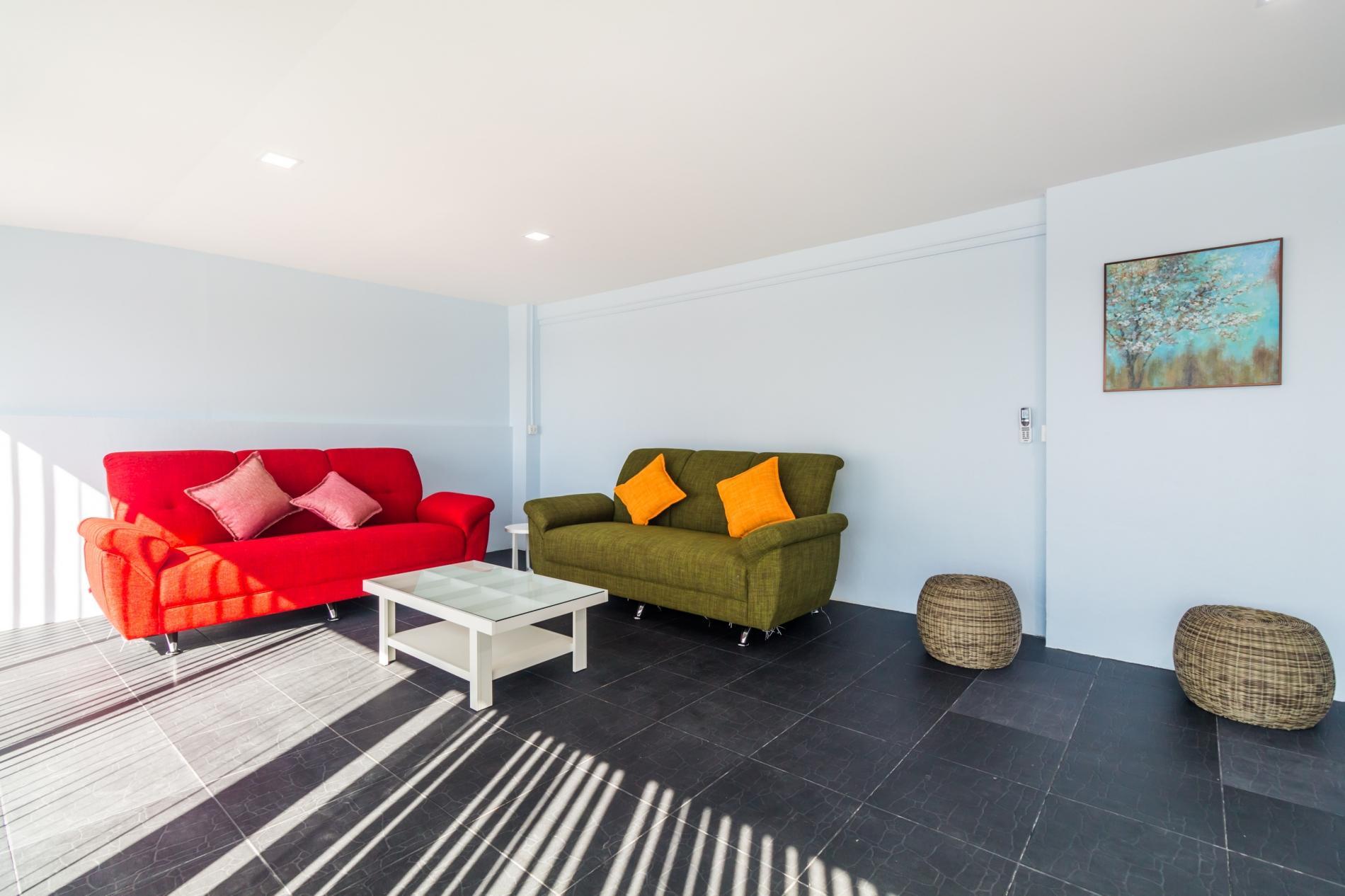 Apartment KTV- Sea view pool villa in Kata for 10 people  Big Buddha views photo 20178970