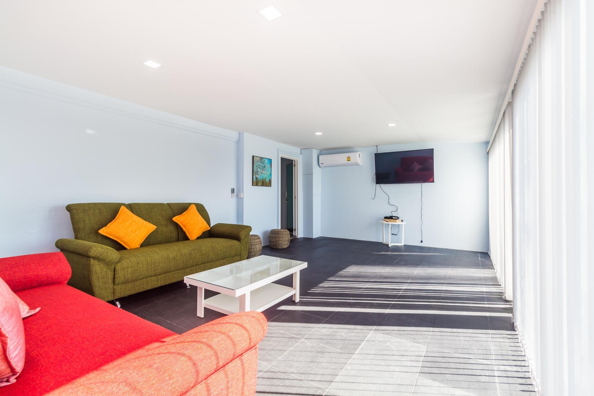 Apartment KTV- Sea view pool villa in Kata for 10 people  Big Buddha views photo 18471260