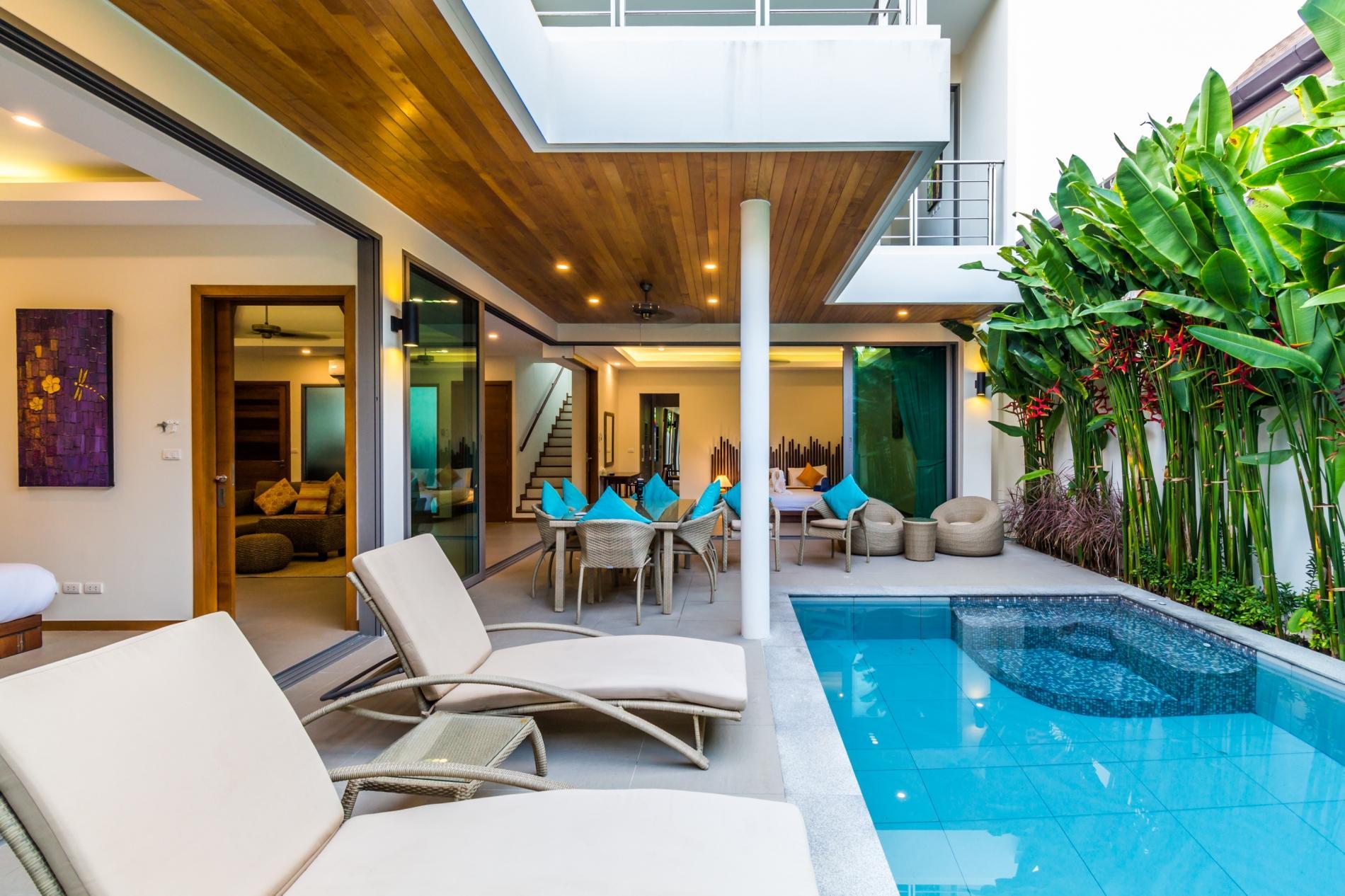Ka Villa - Private pool villa near seafood market and beach photo 13766463