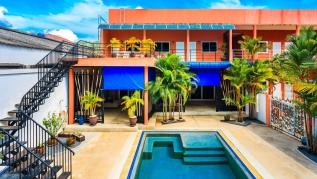 Jungceylon villa - Private swimming pool and billiards in the heart of Patong