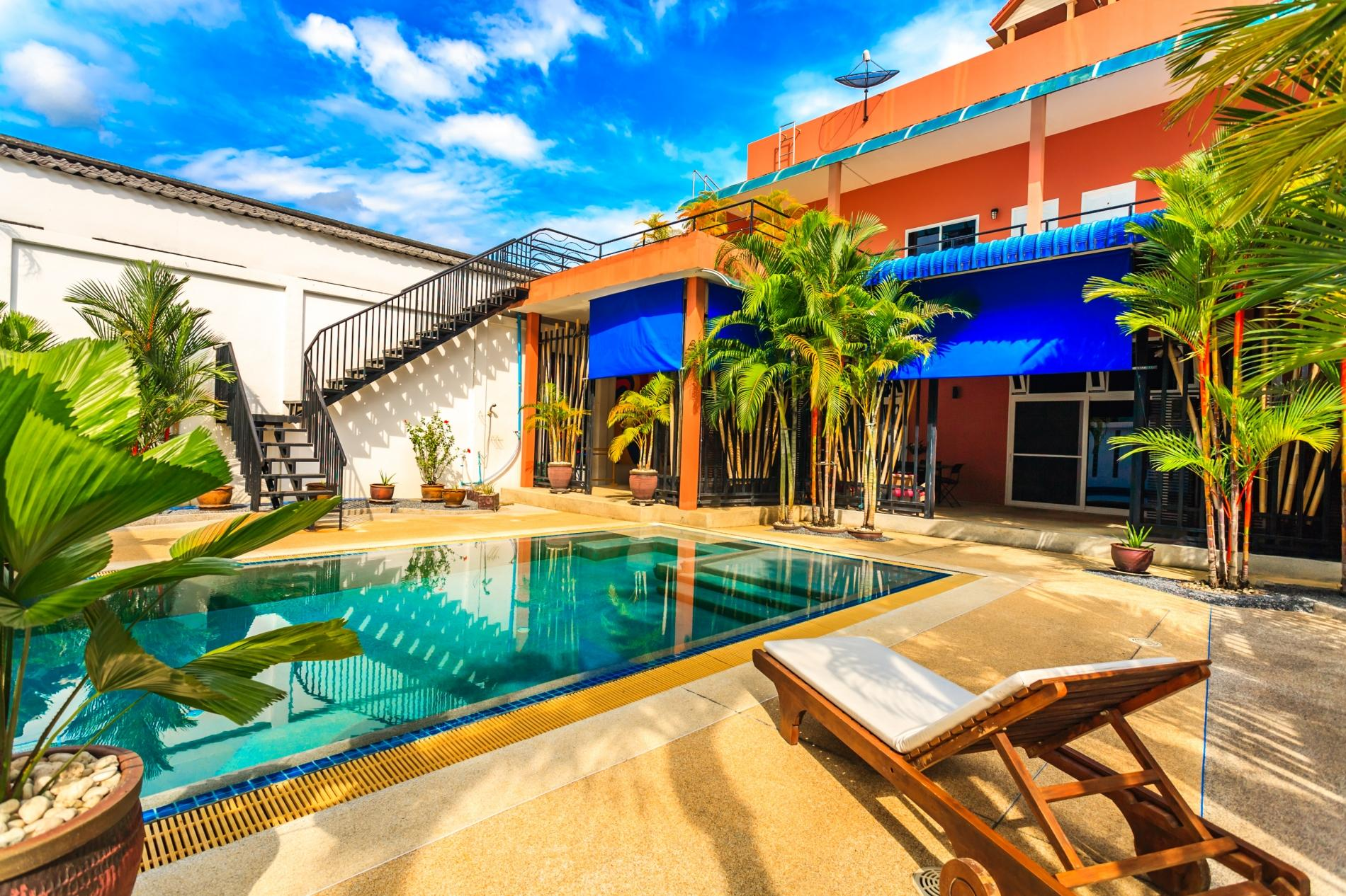 Apartment Jungceylon villa - Private swimming pool and billiards in the heart of Patong photo 20389859