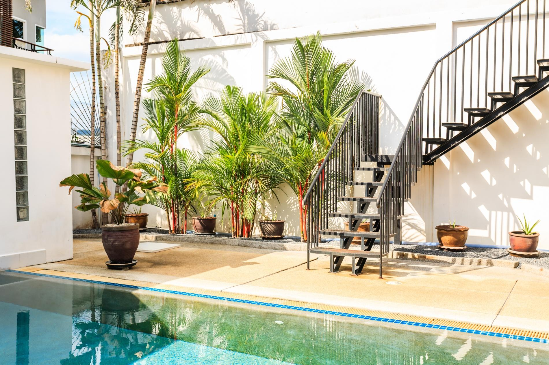 Apartment Jungceylon villa - Private swimming pool and billiards in the heart of Patong photo 20258600