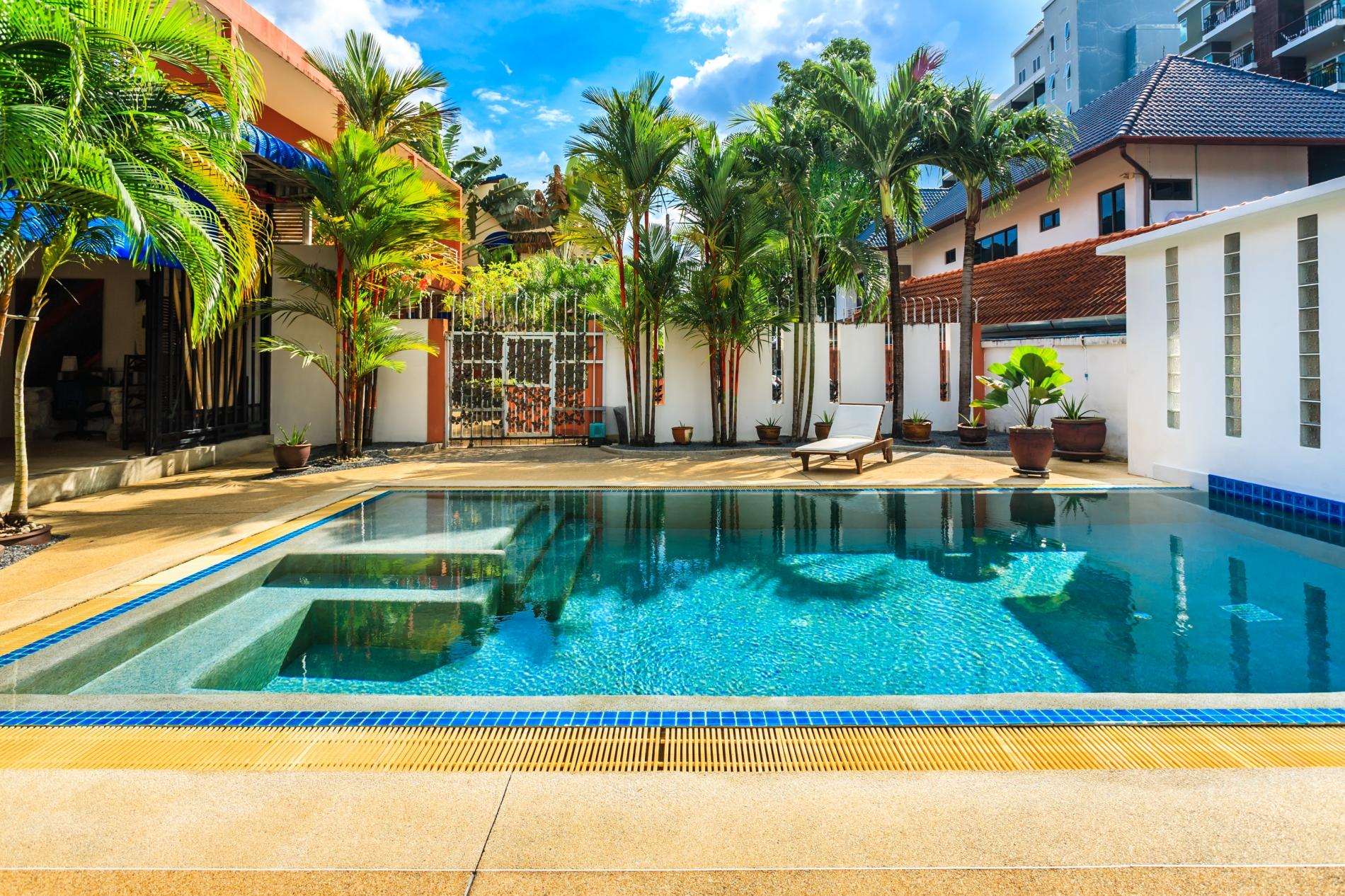 Apartment Jungceylon villa - Private swimming pool and billiards in the heart of Patong photo 20320464