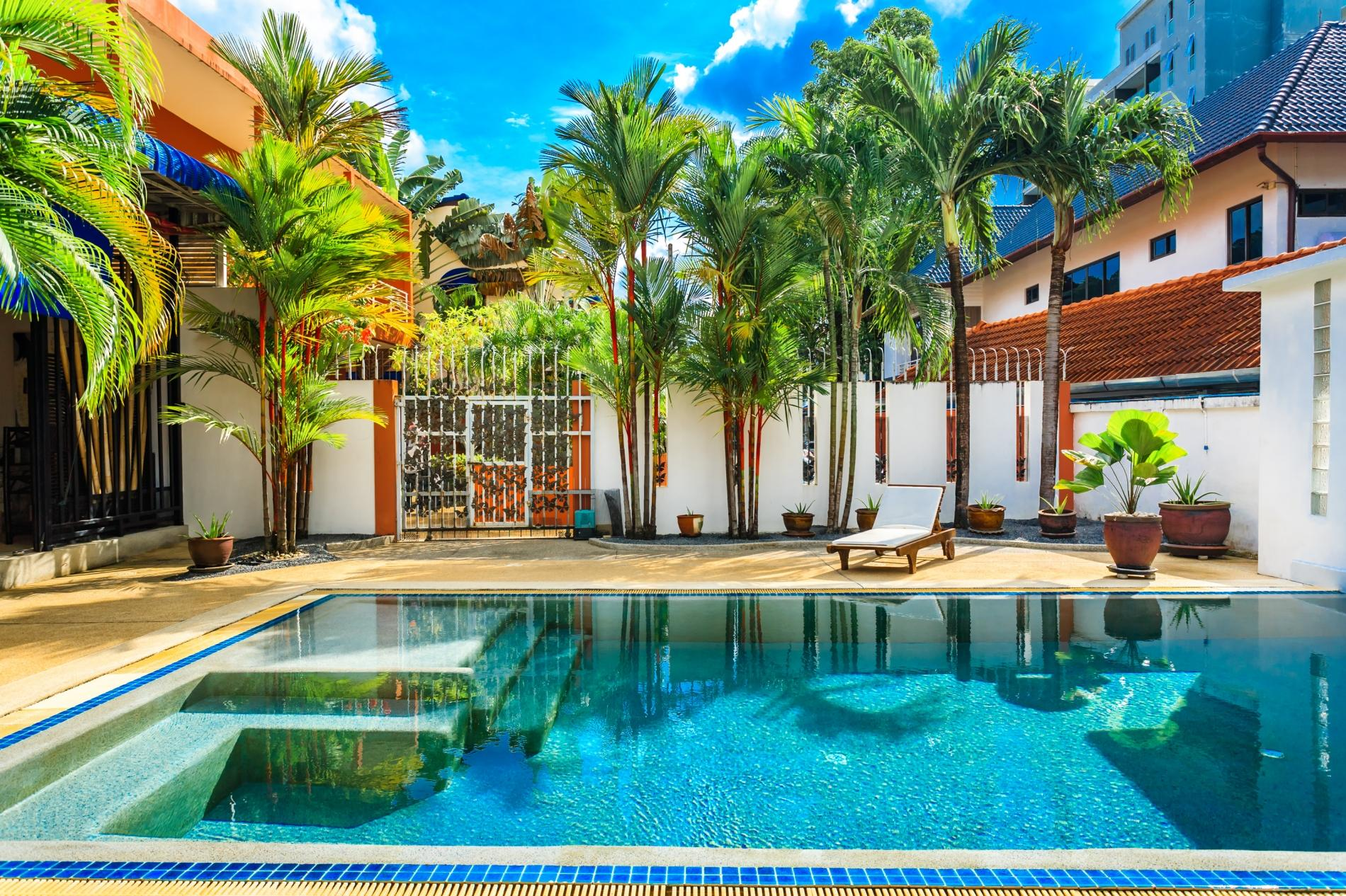 Apartment Jungceylon villa - Private swimming pool and billiards in the heart of Patong photo 20178908