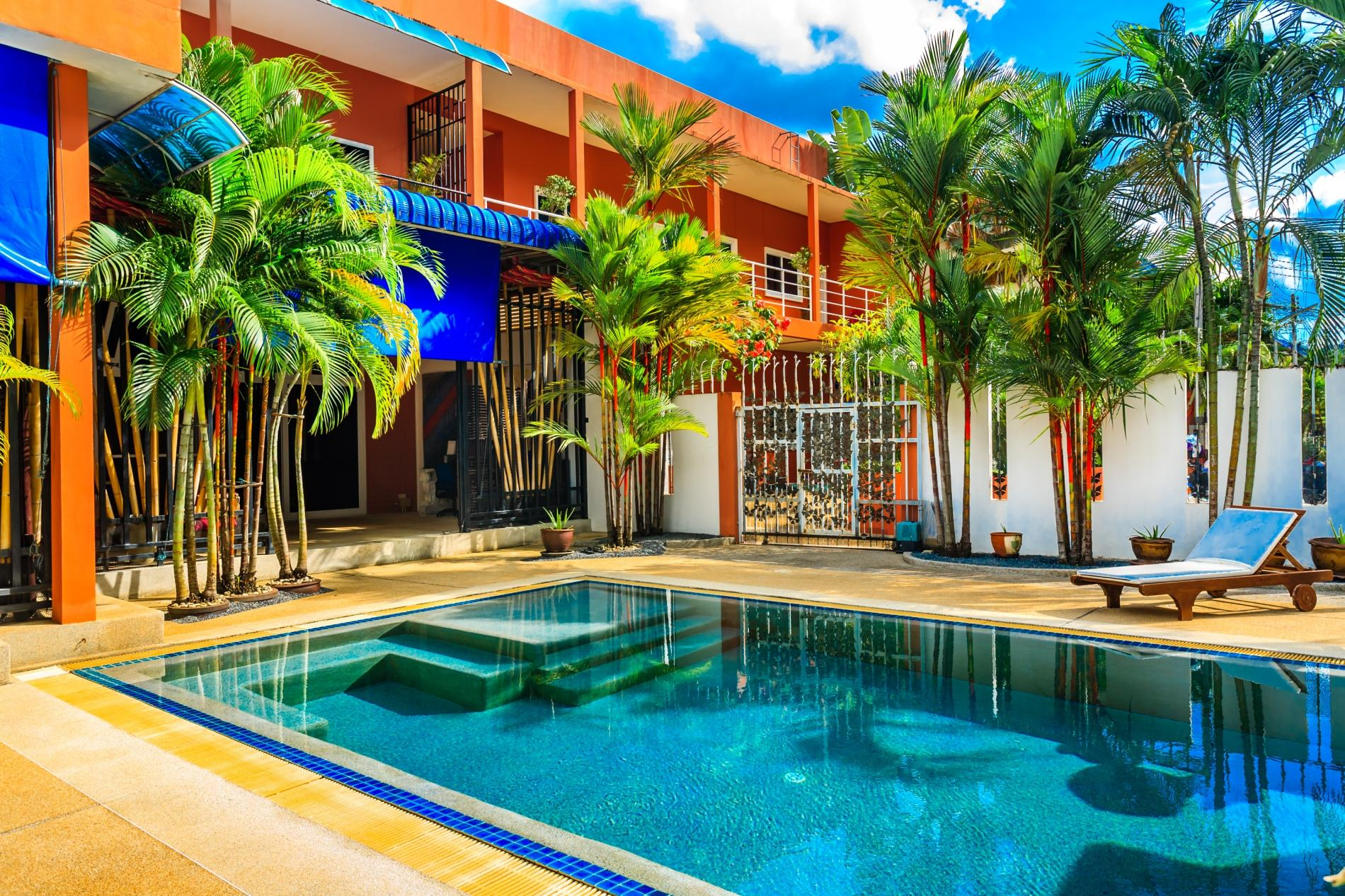 Jungceylon villa - Private swimming pool and billiards in the heart of Patong photo 20389849