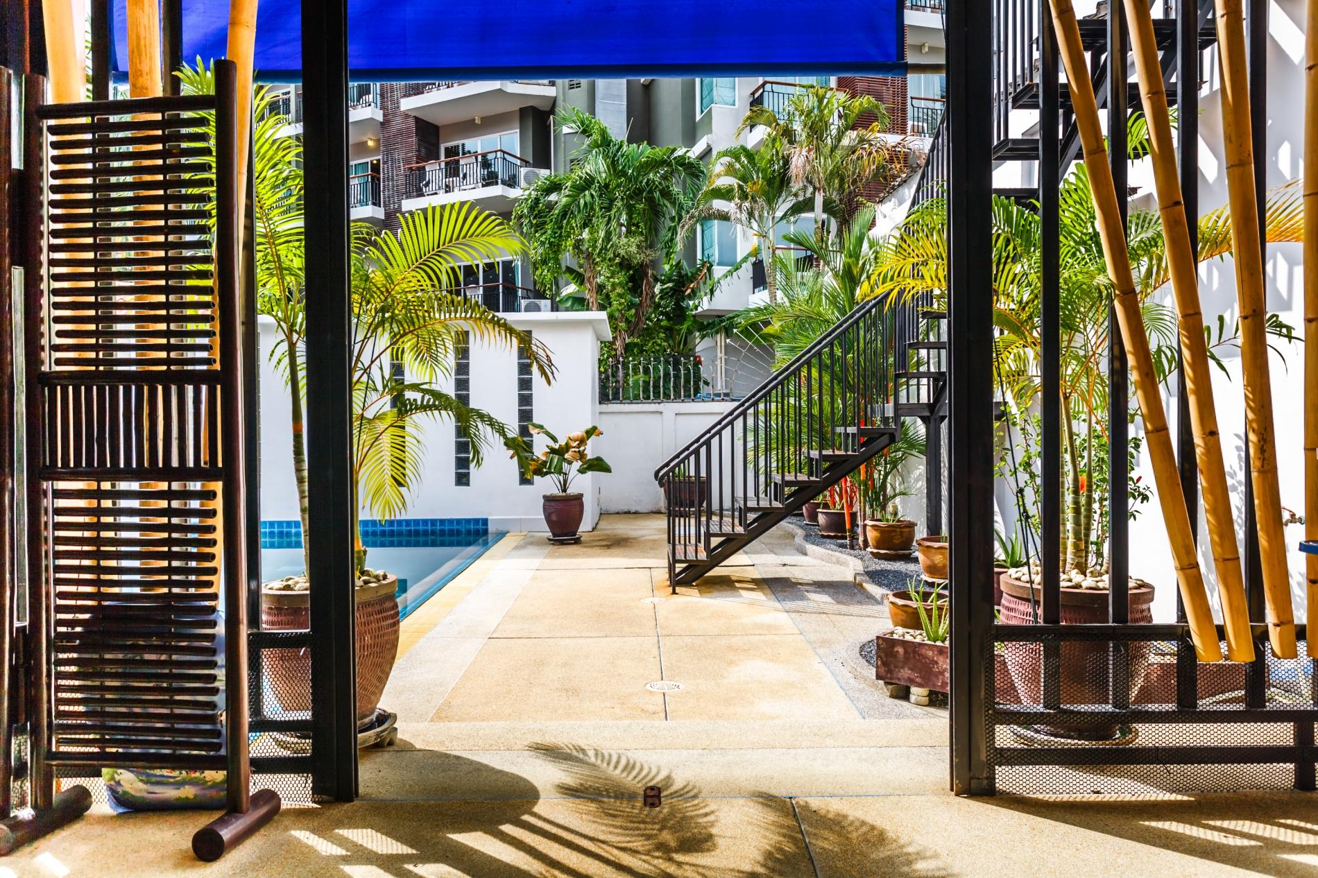Apartment Jungceylon villa - Private swimming pool and billiards in the heart of Patong photo 20389855