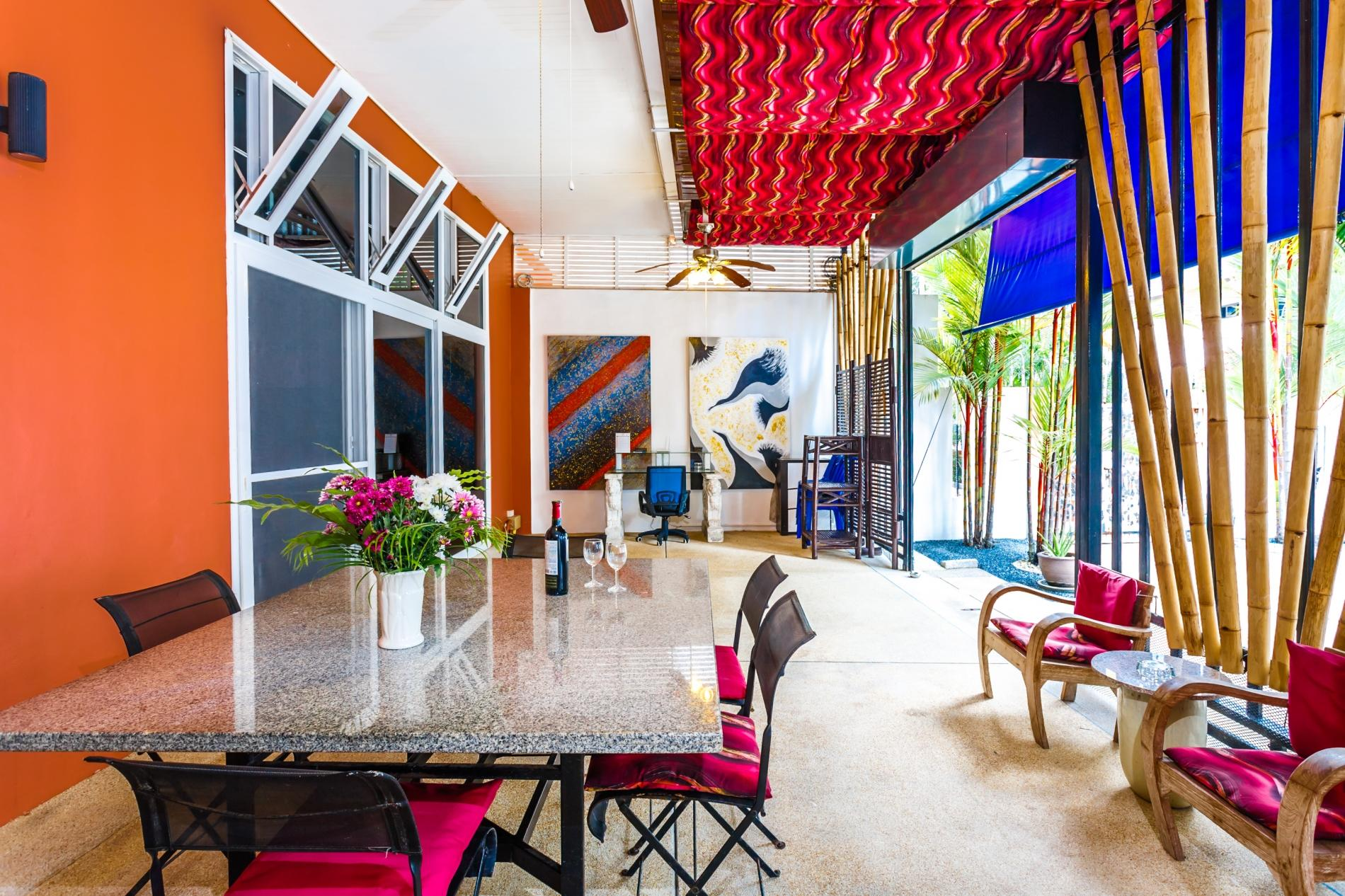 Apartment Jungceylon villa - Private swimming pool and billiards in the heart of Patong photo 20178914