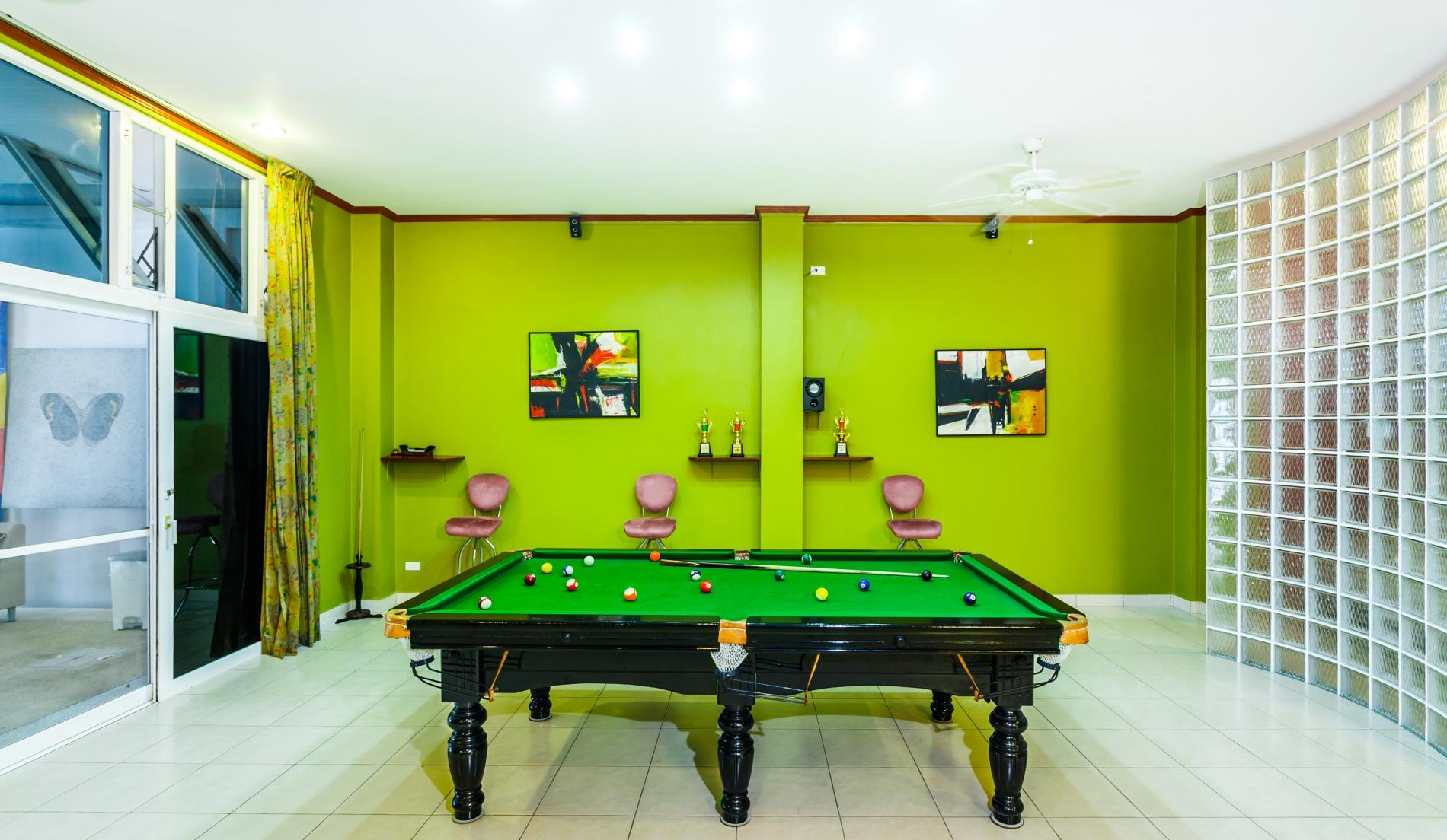 Jungceylon villa - Private swimming pool and billiards in the heart of Patong photo 20389851