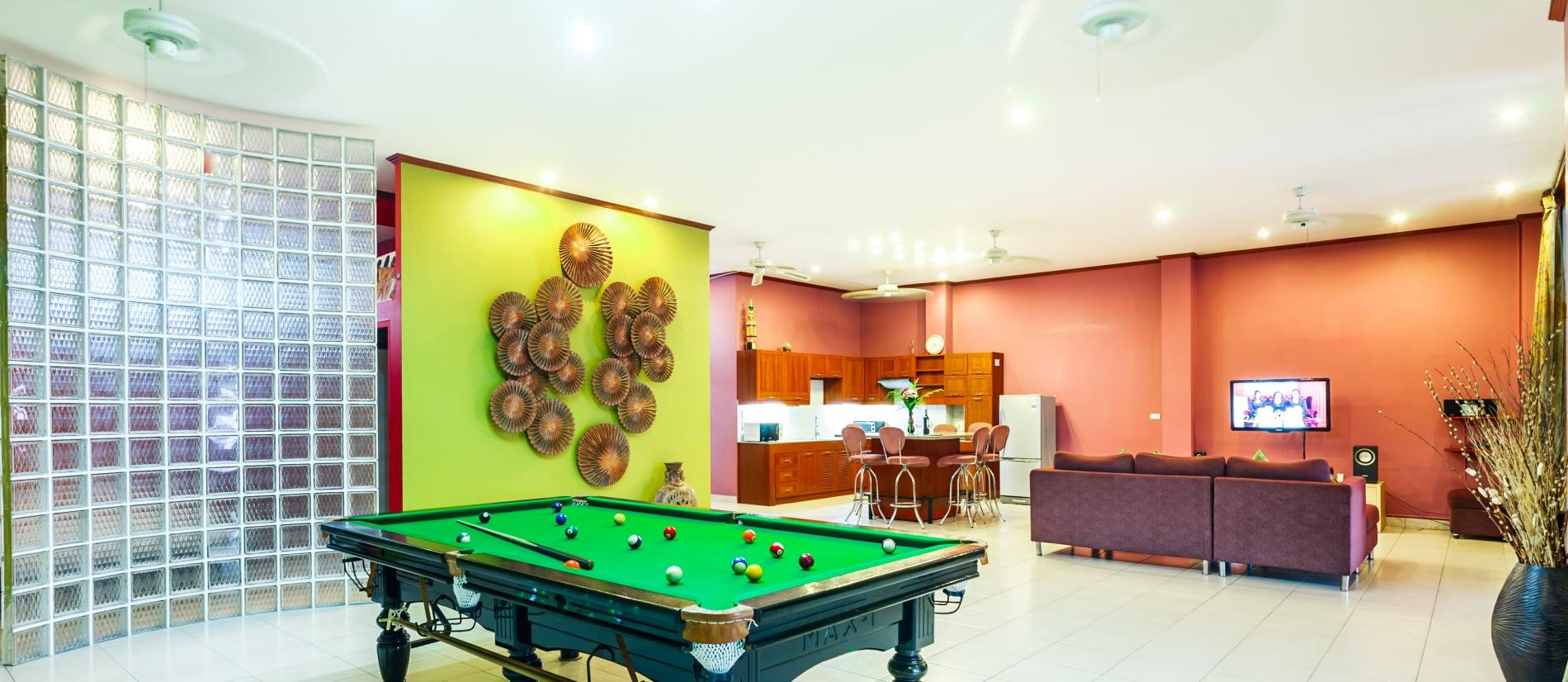 Apartment Jungceylon villa - Private swimming pool and billiards in the heart of Patong photo 20389867
