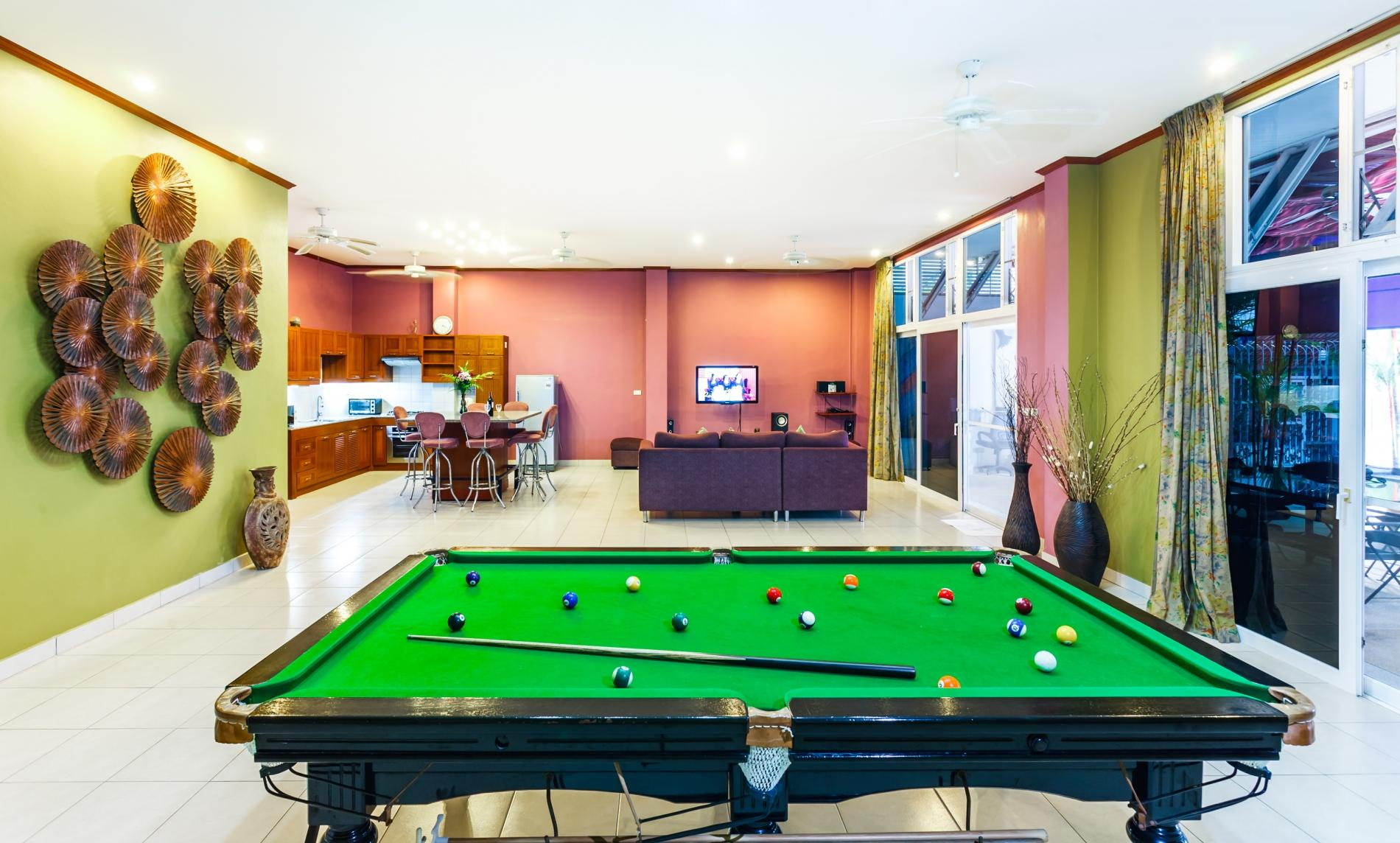 Apartment Jungceylon villa - Private swimming pool and billiards in the heart of Patong photo 20092450