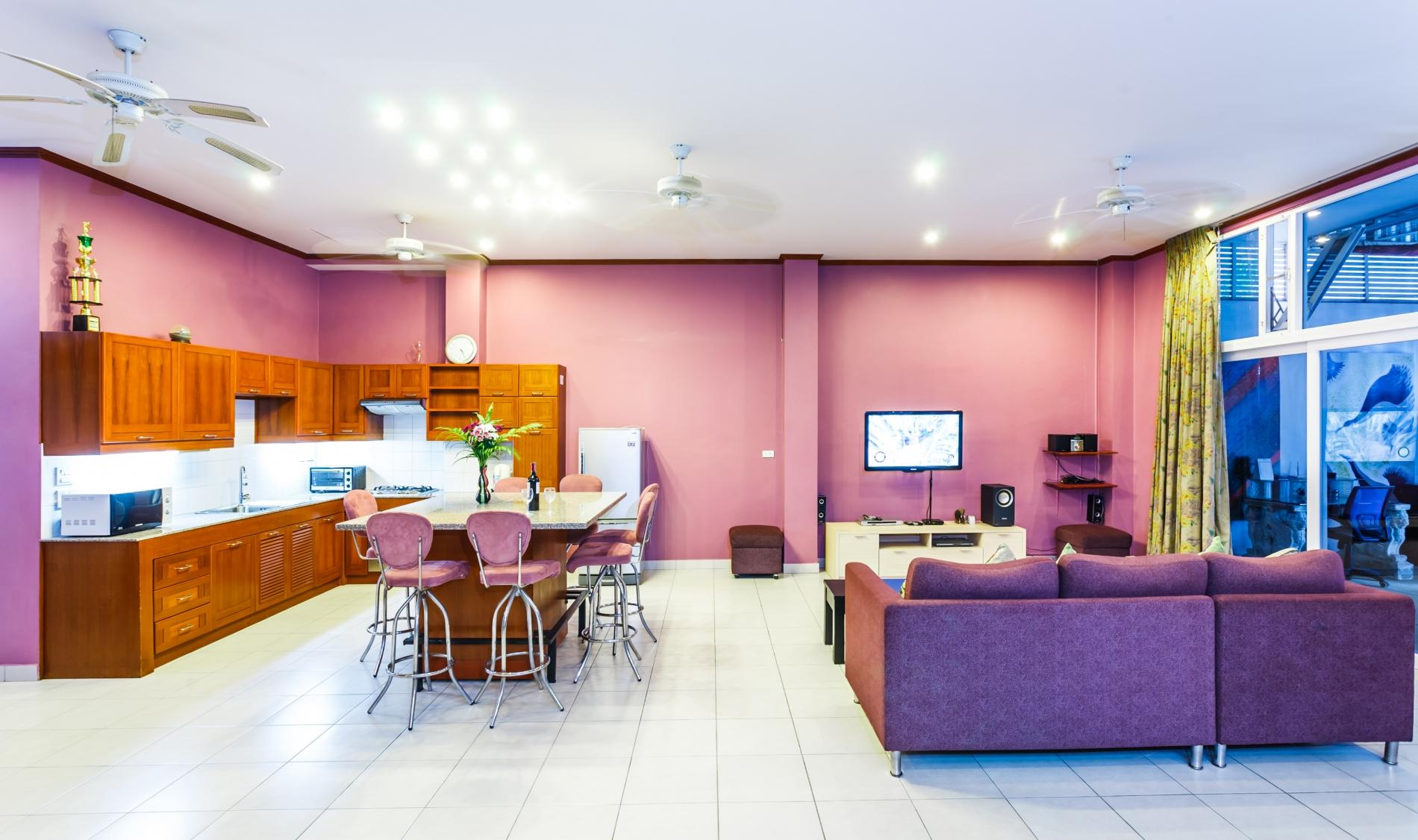 Apartment Jungceylon villa - Private swimming pool and billiards in the heart of Patong photo 19838702