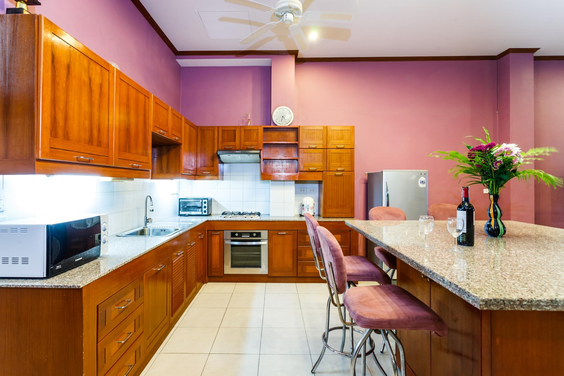 Apartment Jungceylon villa - Private swimming pool and billiards in the heart of Patong photo 20320474