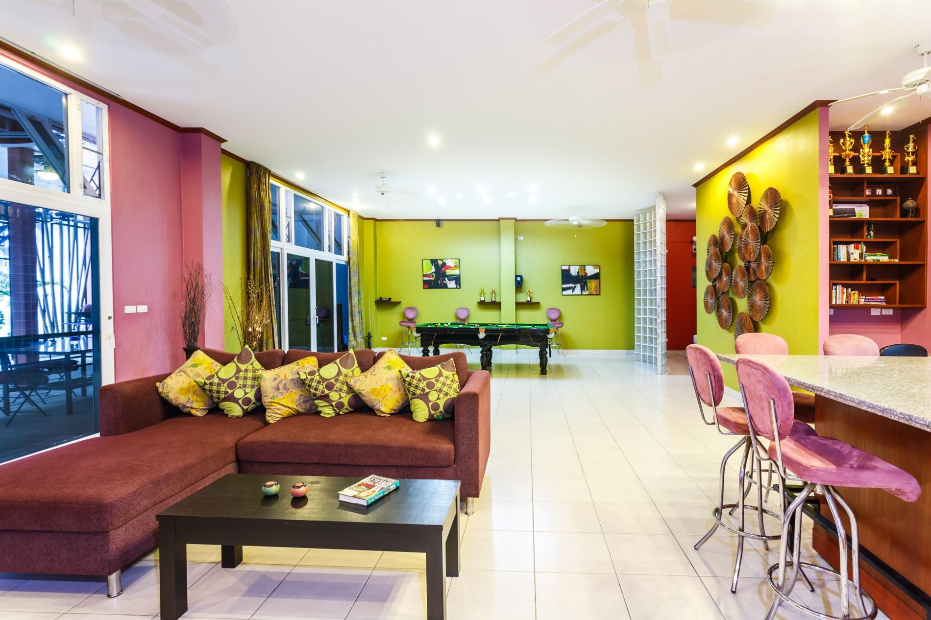 Jungceylon villa - Private swimming pool and billiards in the heart of Patong photo 20258594