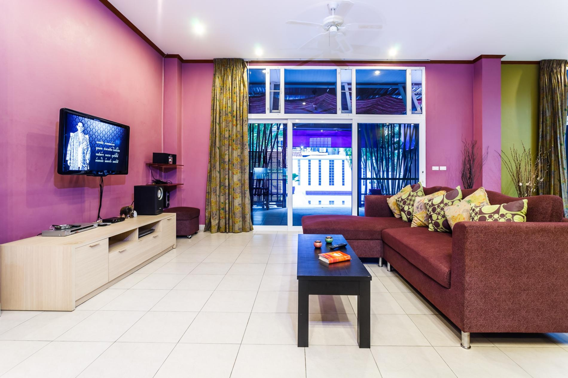 Apartment Jungceylon villa - Private swimming pool and billiards in the heart of Patong photo 20389871