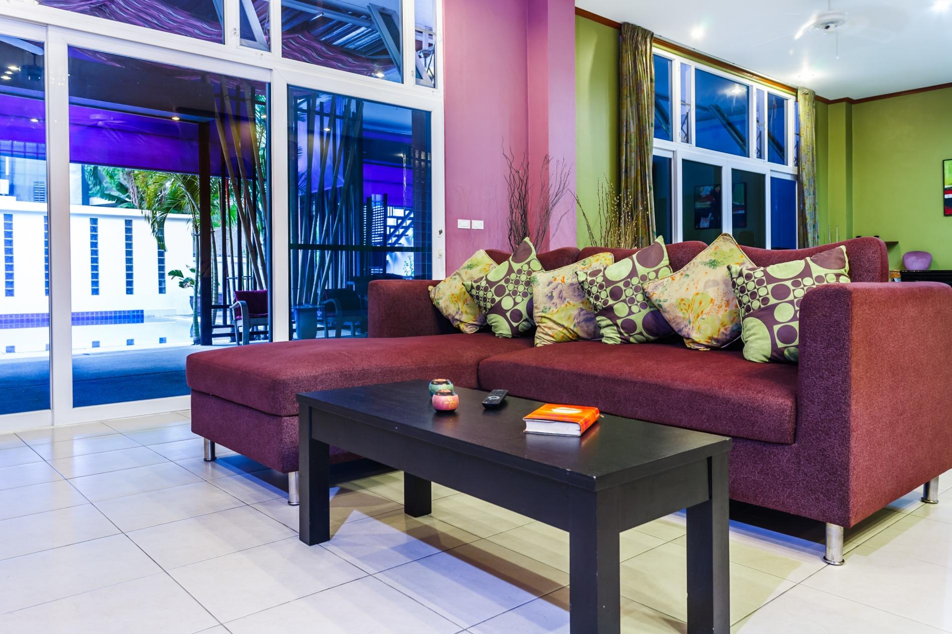 Apartment Jungceylon villa - Private swimming pool and billiards in the heart of Patong photo 20258604