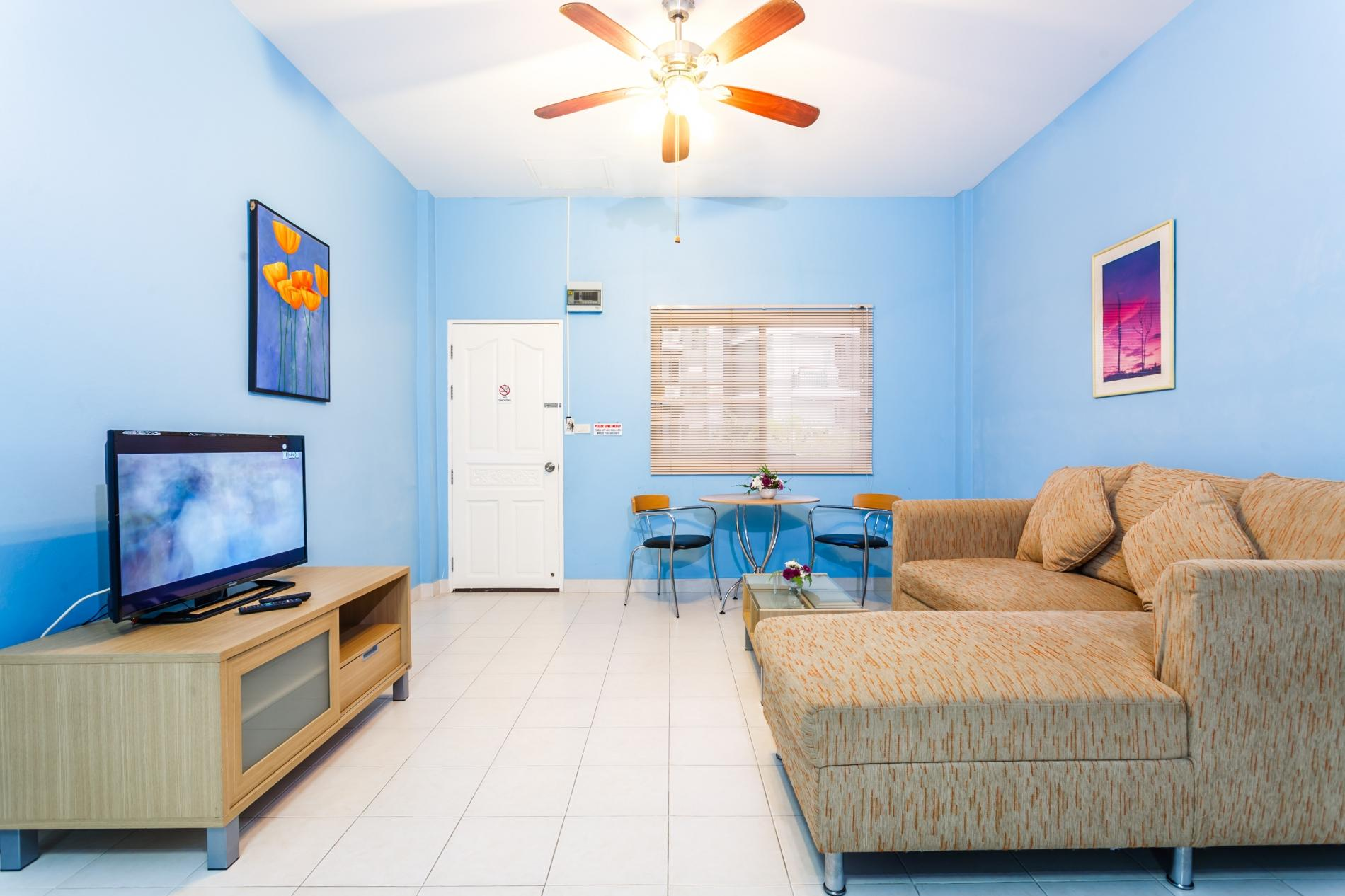 Apartment Jungceylon villa - Private swimming pool and billiards in the heart of Patong photo 20389873