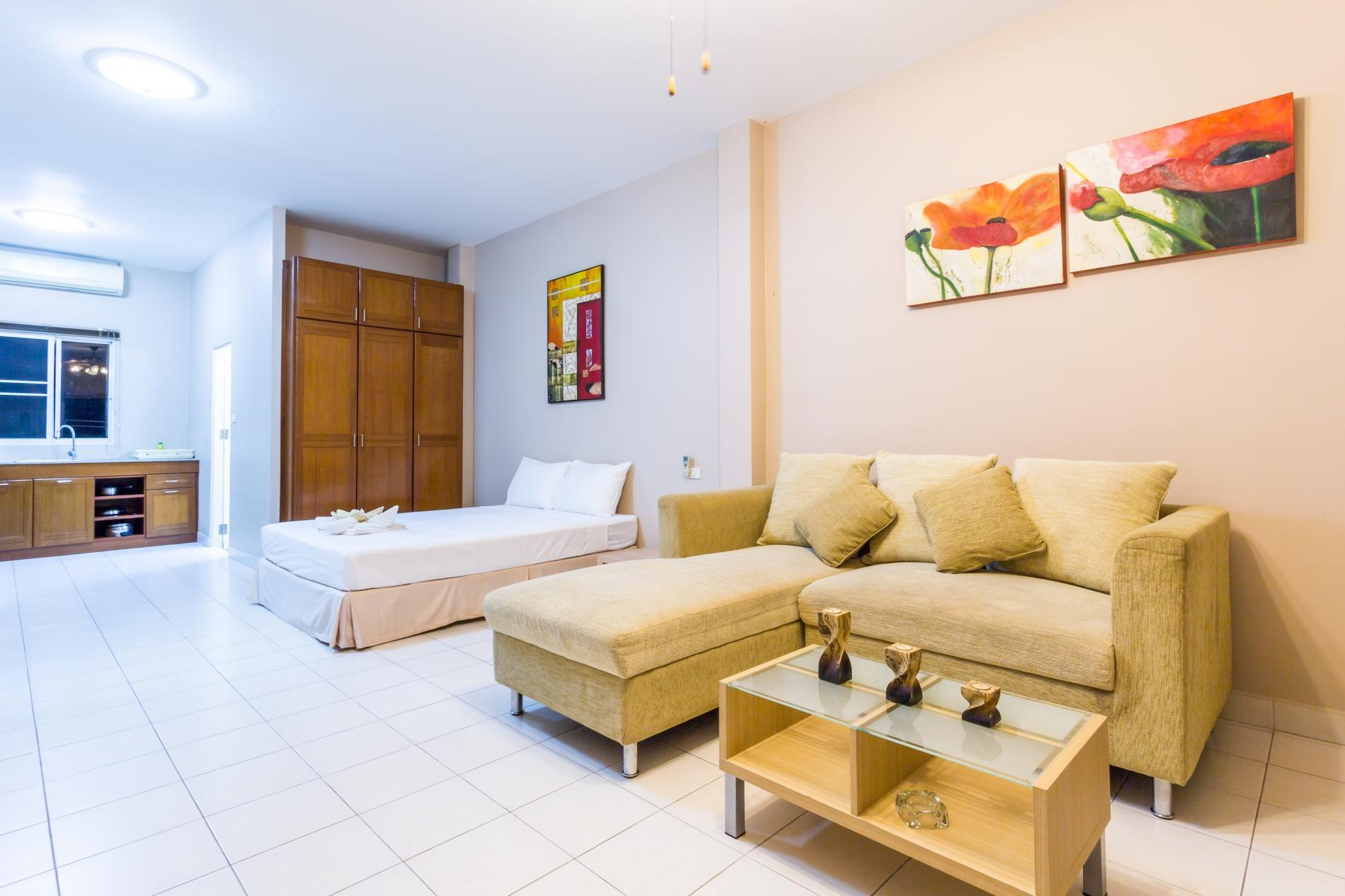 Apartment Jungceylon villa - Private swimming pool and billiards in the heart of Patong photo 20389881