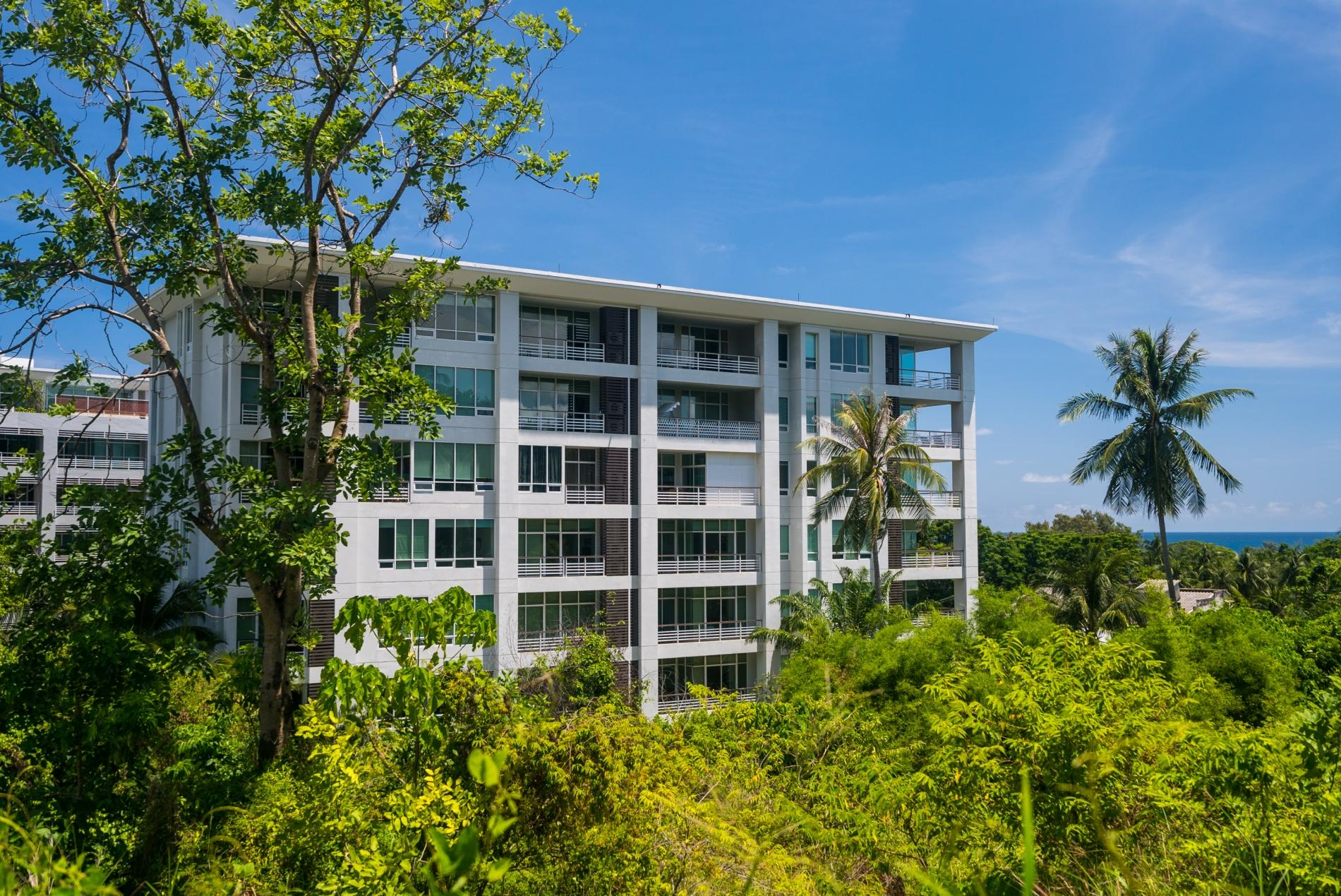 Apartment KH2604 - Mountain view apartment for 4 in Karon  650 meters to beach photo 20384314