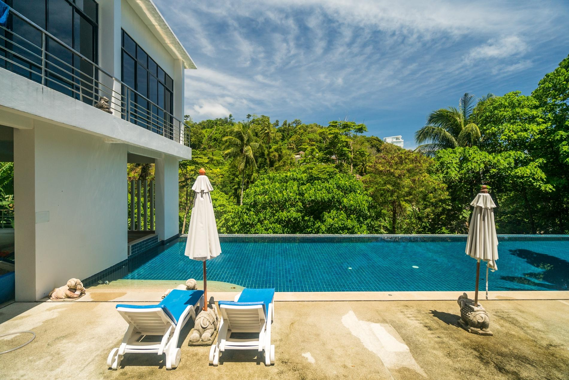 Apartment KH2604 - Mountain view apartment for 4 in Karon  650 meters to beach photo 20176338