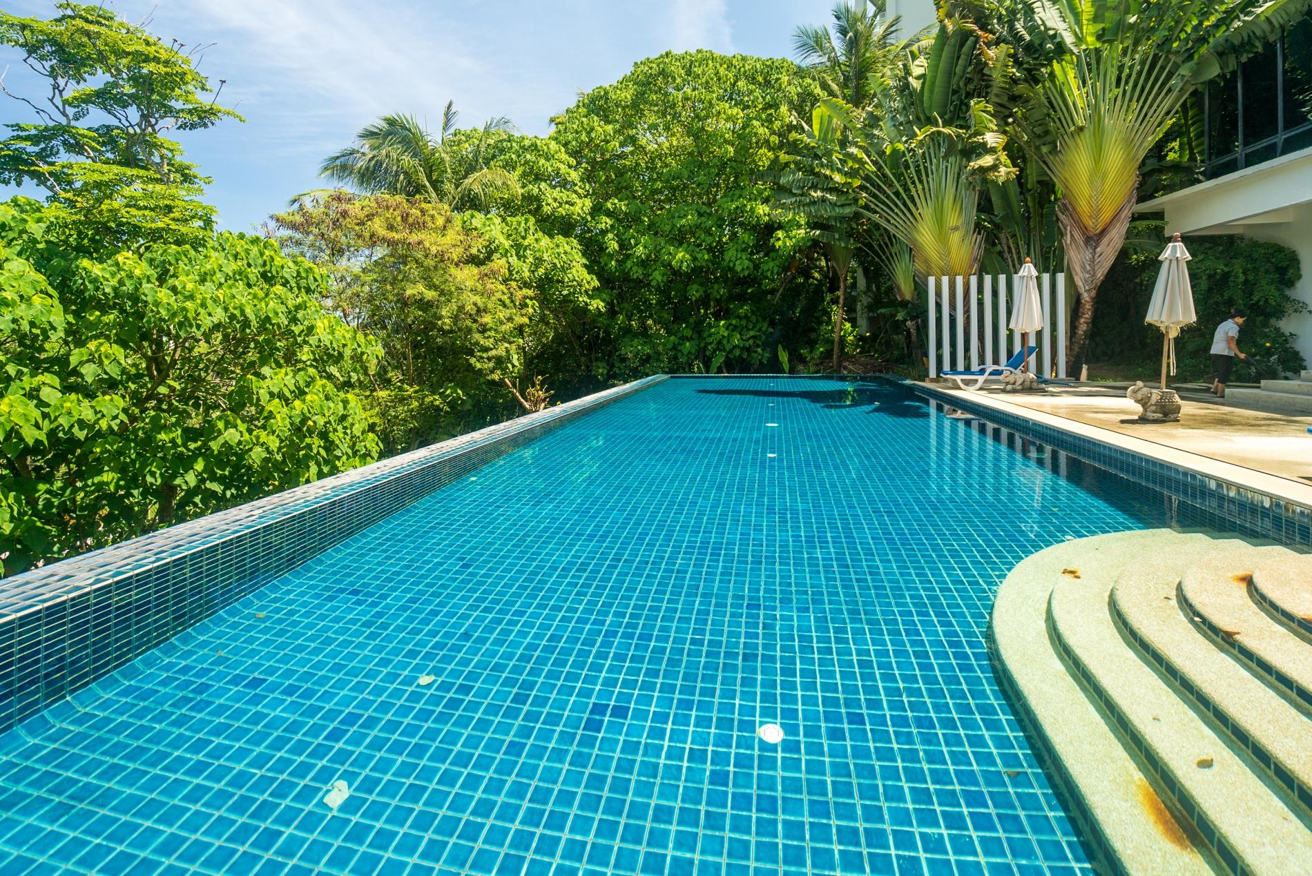 Apartment KH2604 - Mountain view apartment for 4 in Karon  650 meters to beach photo 20319382