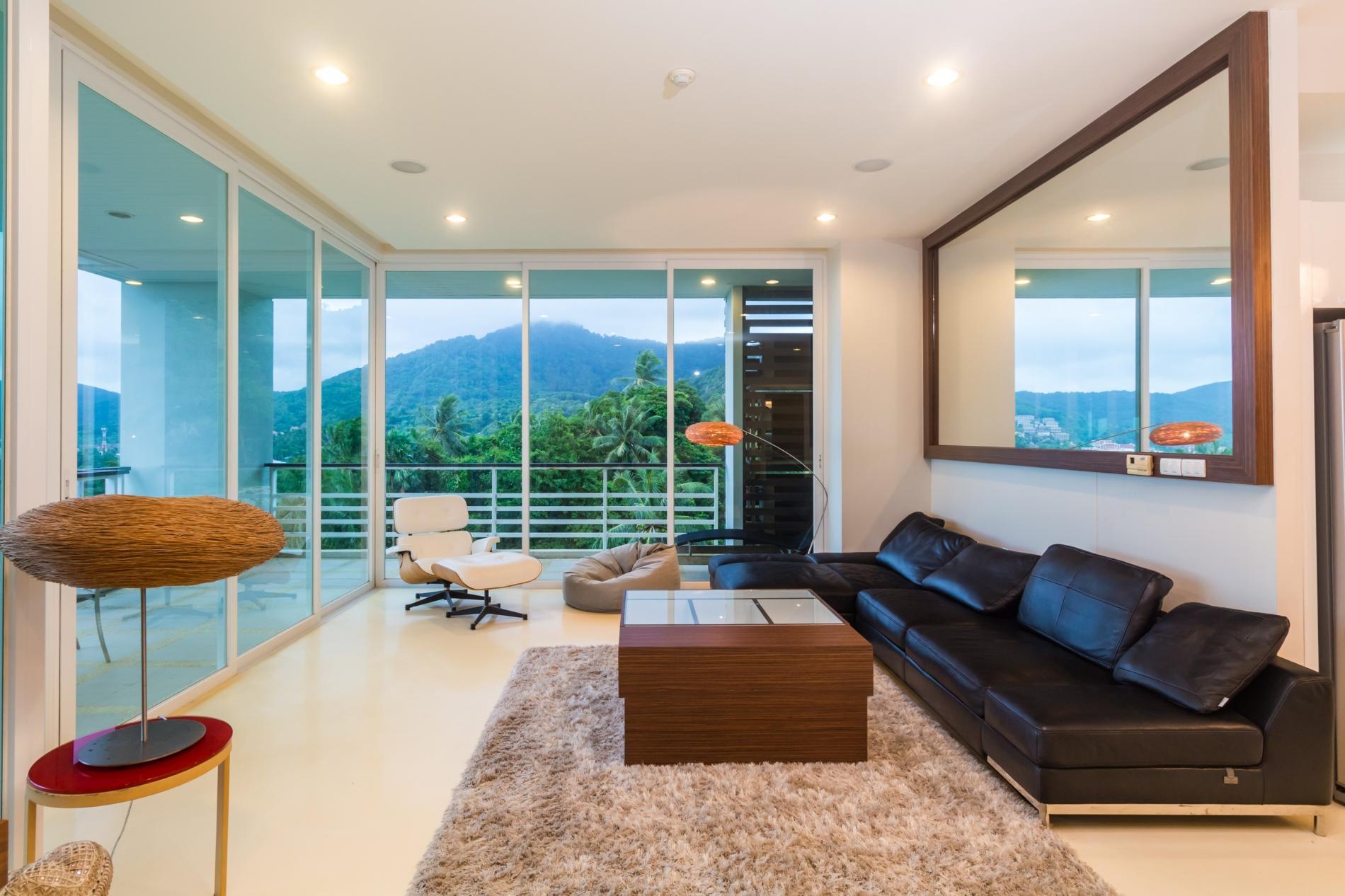 KH2605 - Sea-view Penthouse in Karon, walk to beach, restaurants, bars, shops photo 20390382