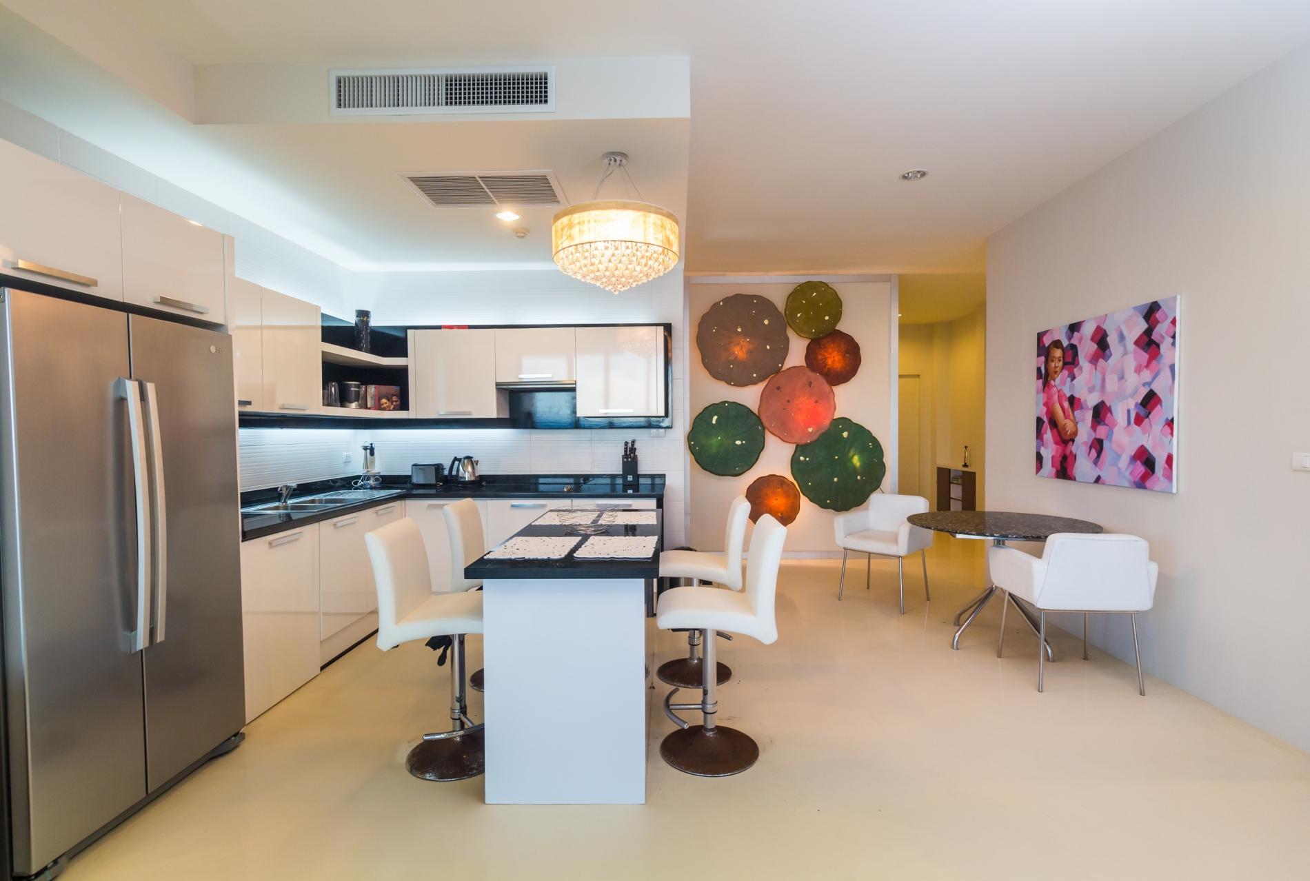 KH2605 - Sea-view Penthouse in Karon, walk to beach, restaurants, bars, shops photo 20179425