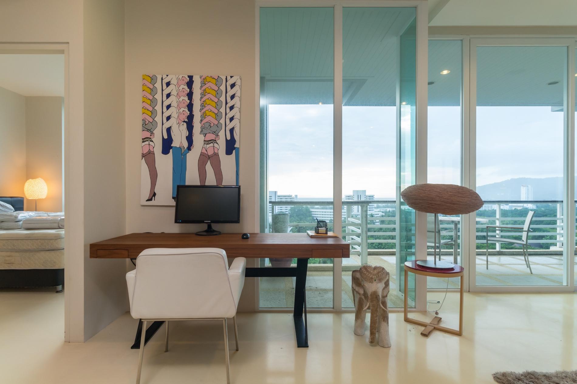 Apartment KH2605 - Sea-view Penthouse in Karon  walk to beach  restaurants  bars  shops photo 18442607