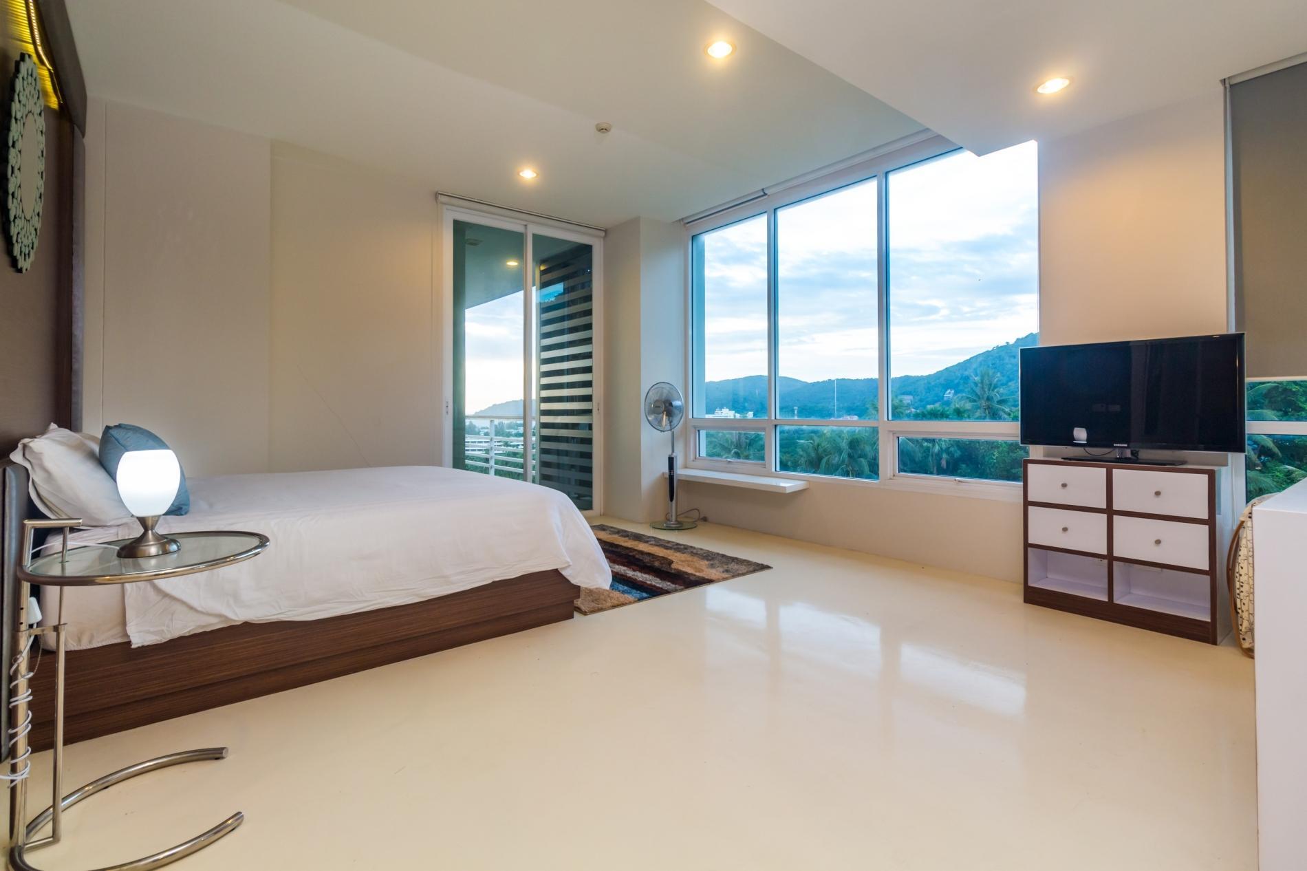 Apartment KH2605 - Sea-view Penthouse in Karon  walk to beach  restaurants  bars  shops photo 20390388