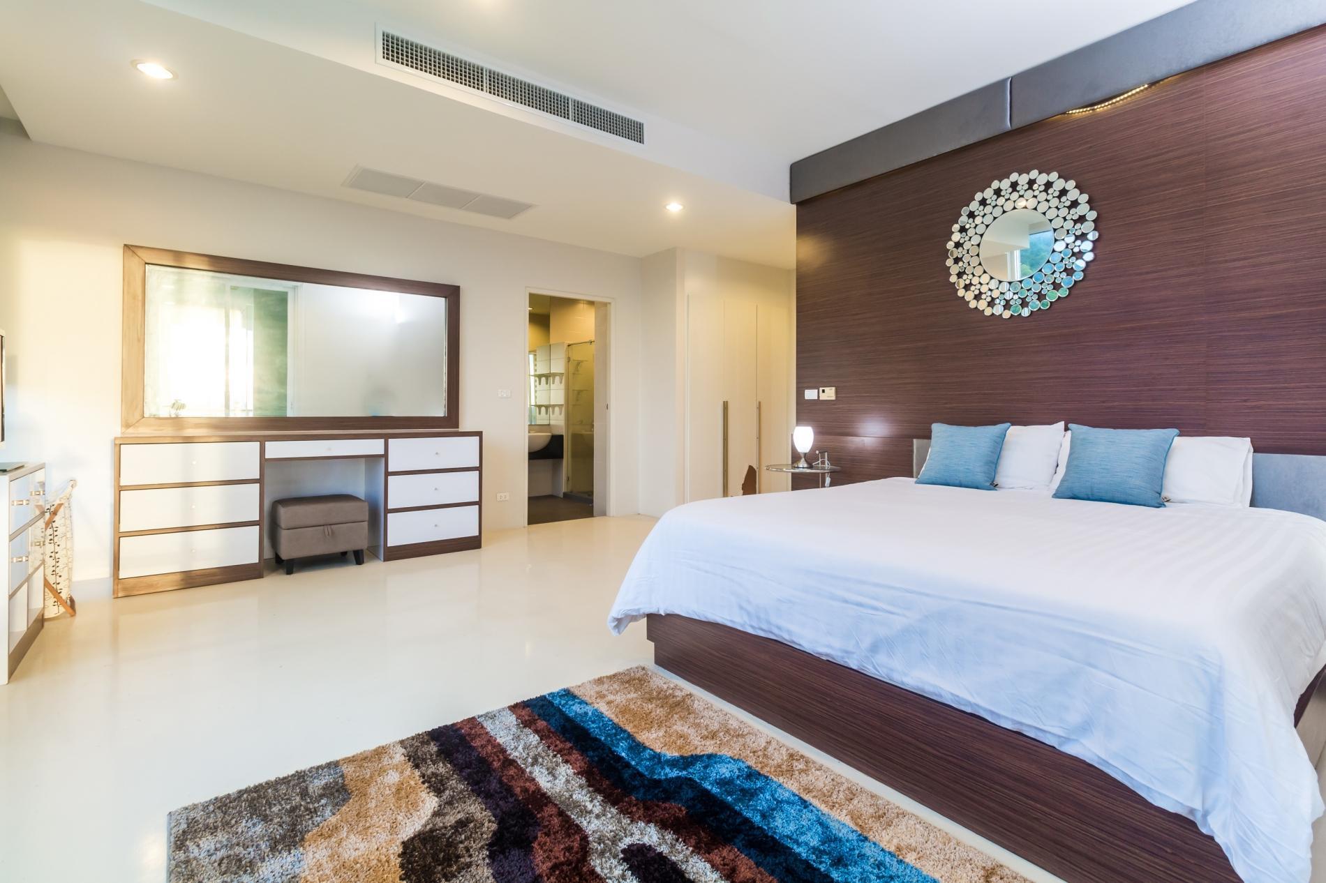 Apartment KH2605 - Sea-view Penthouse in Karon  walk to beach  restaurants  bars  shops photo 20320993