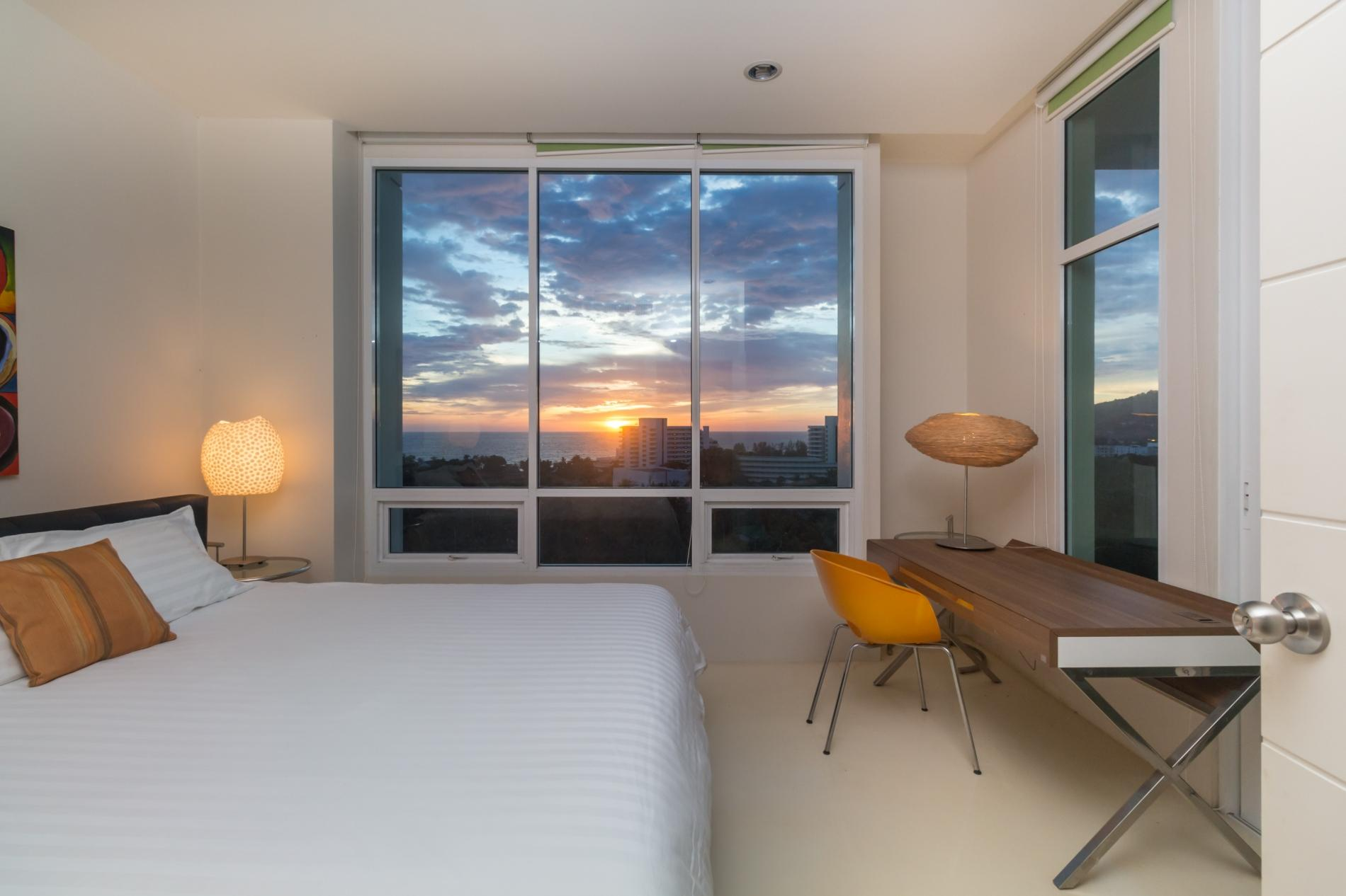 Apartment KH2605 - Sea-view Penthouse in Karon  walk to beach  restaurants  bars  shops photo 18647924