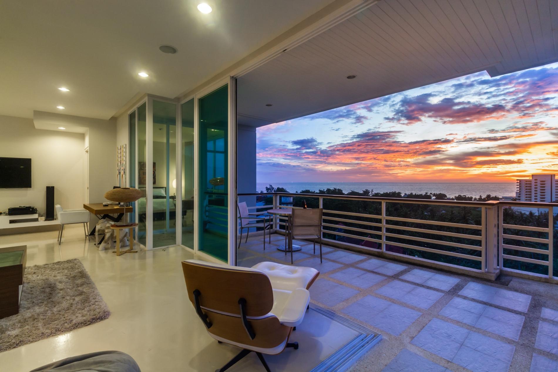 Apartment KH2605 - Sea-view Penthouse in Karon  walk to beach  restaurants  bars  shops photo 20179429