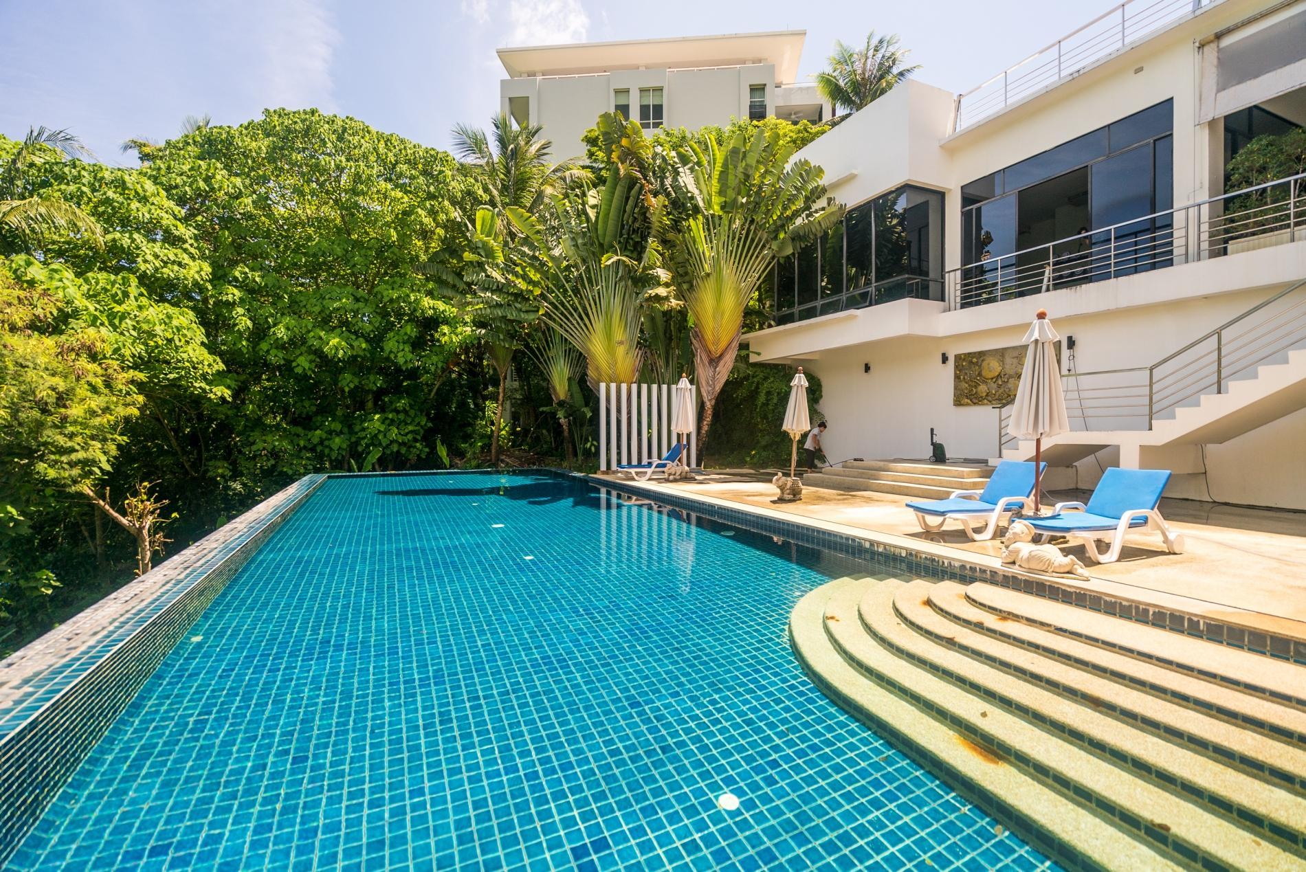 Apartment KH2605 - Sea-view Penthouse in Karon  walk to beach  restaurants  bars  shops photo 18884542