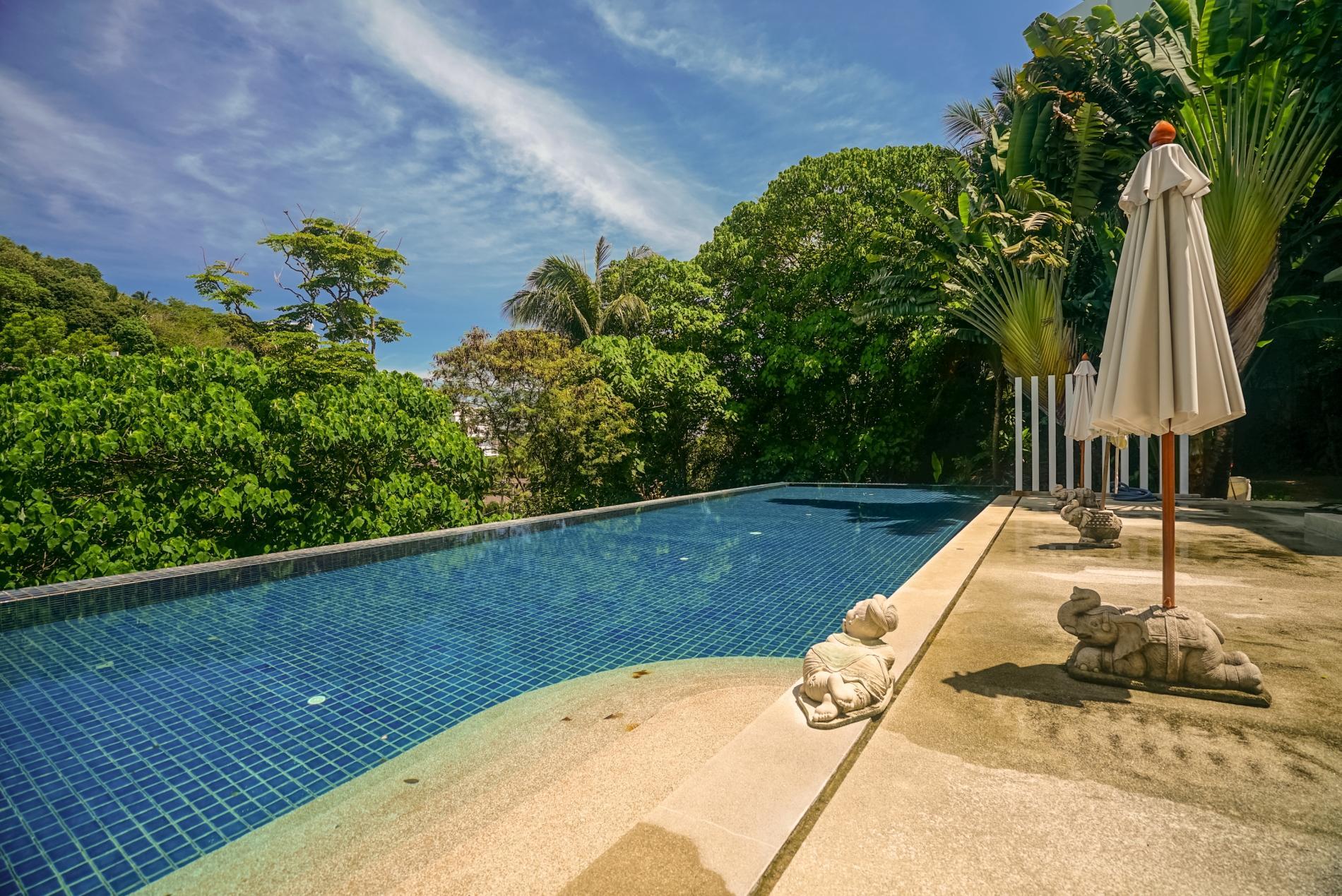 Apartment KH2605 - Sea-view Penthouse in Karon  walk to beach  restaurants  bars  shops photo 20257337