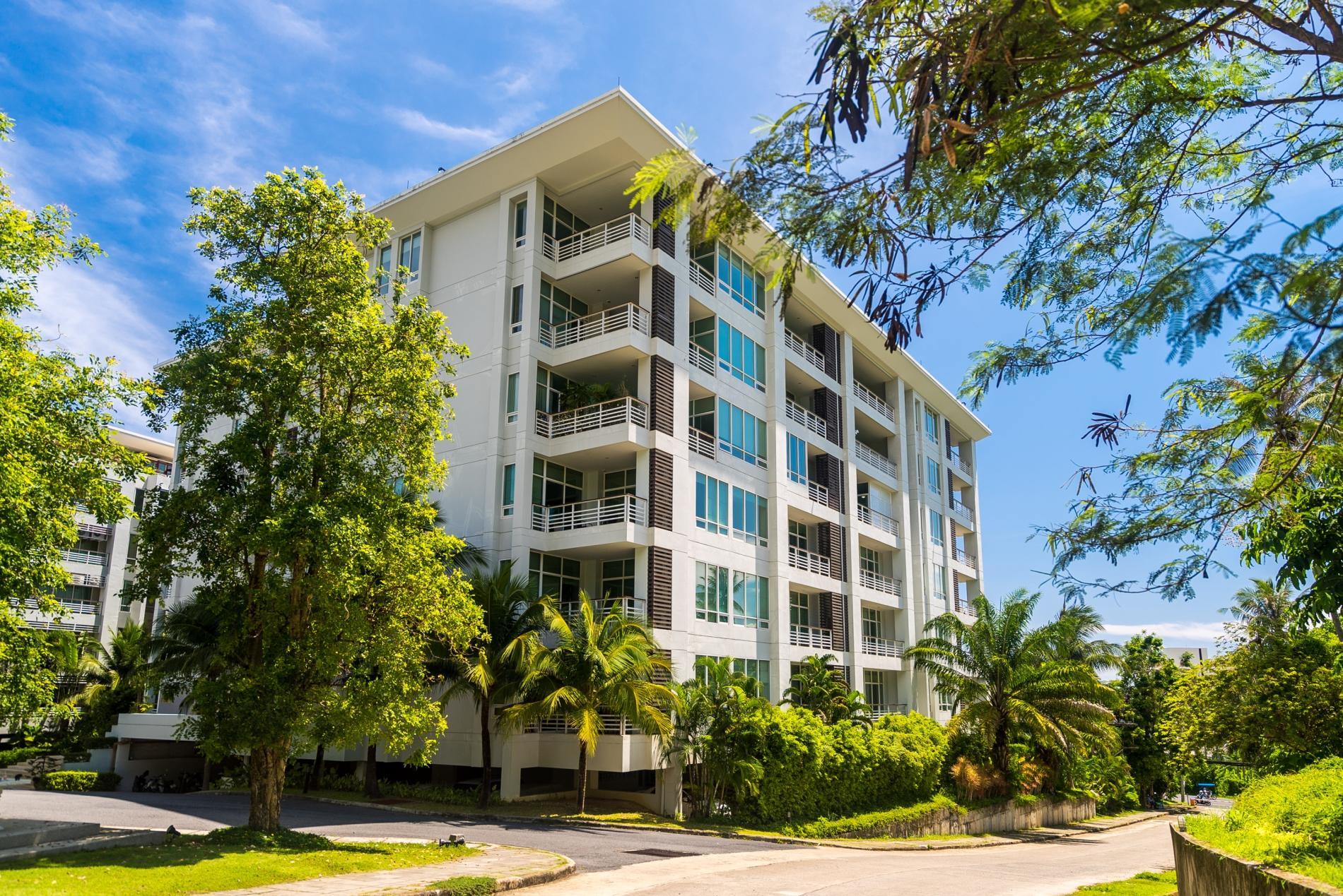 Apartment KH2605 - Sea-view Penthouse in Karon  walk to beach  restaurants  bars  shops photo 18563809