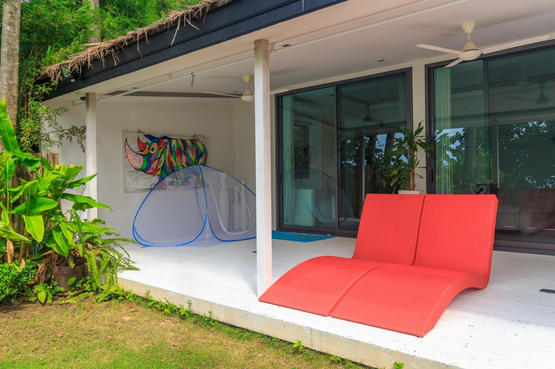 Apartment Beachfront villa  perfect family holidays on Ao Yon beach photo 20396217