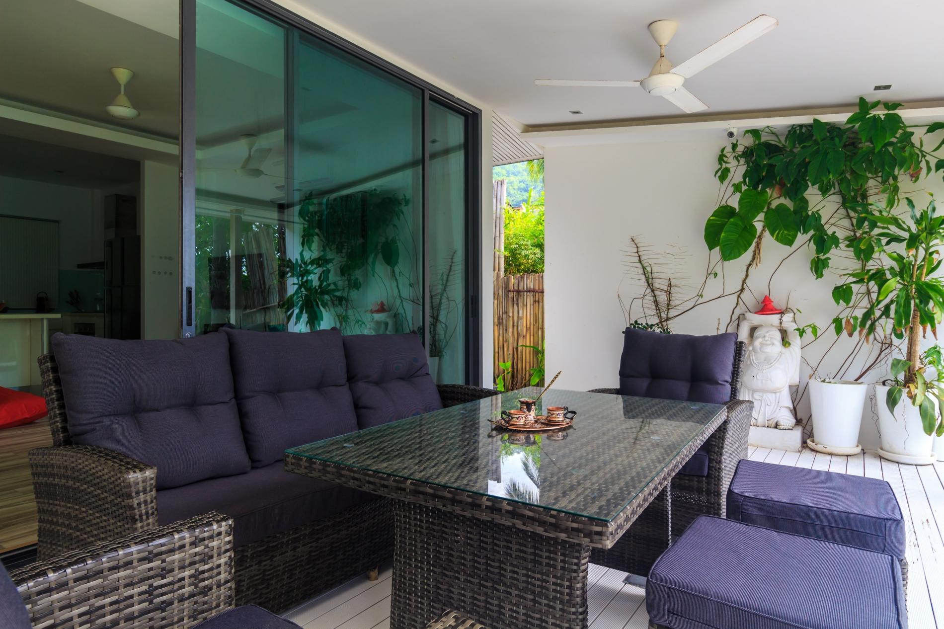 Beachfront villa, perfect family holidays on Ao Yon beach photo 20305577