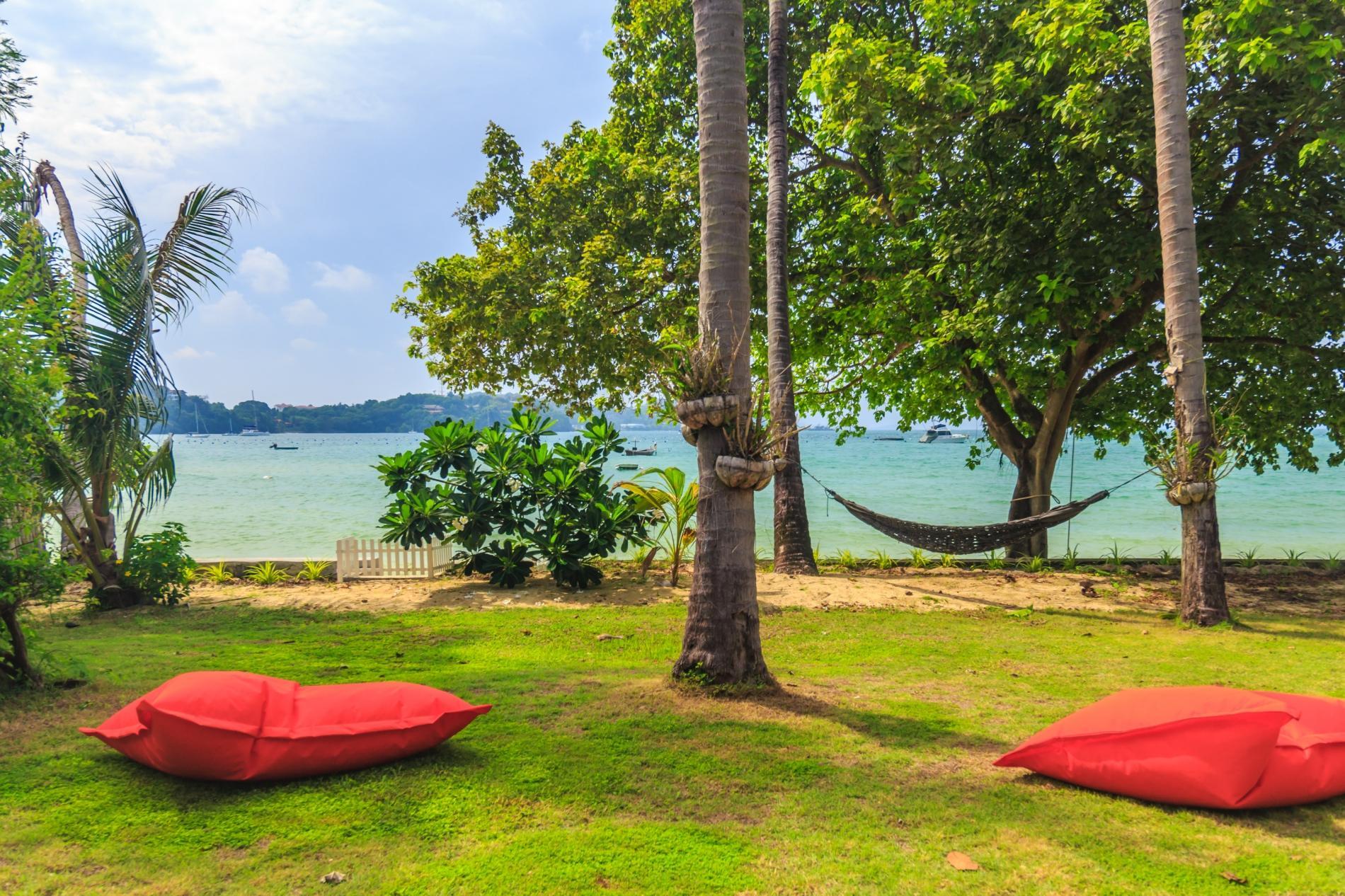 Apartment Beachfront villa  perfect family holidays on Ao Yon beach photo 20396219
