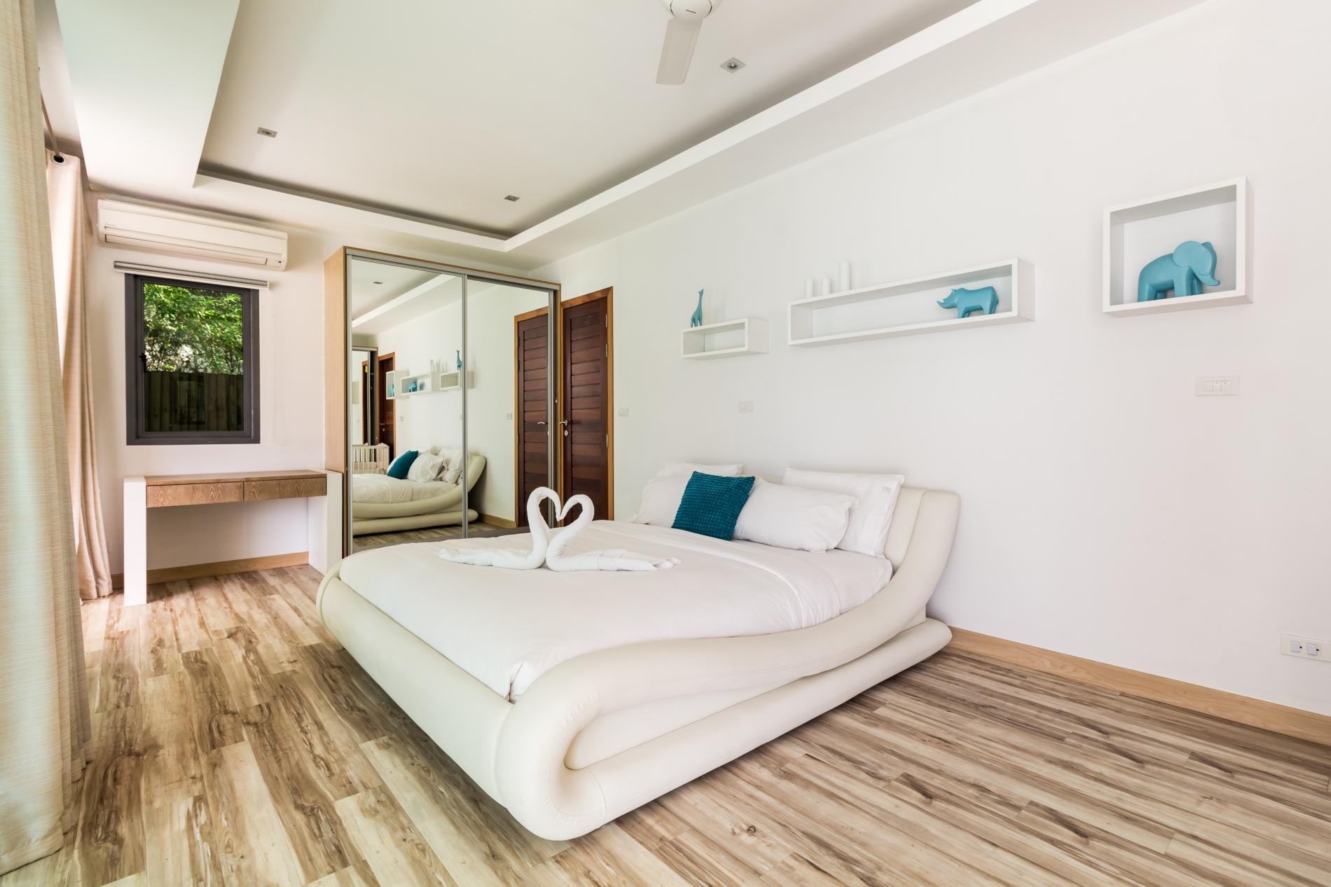 Beachfront villa, perfect family holidays on Ao Yon beach photo 20257237