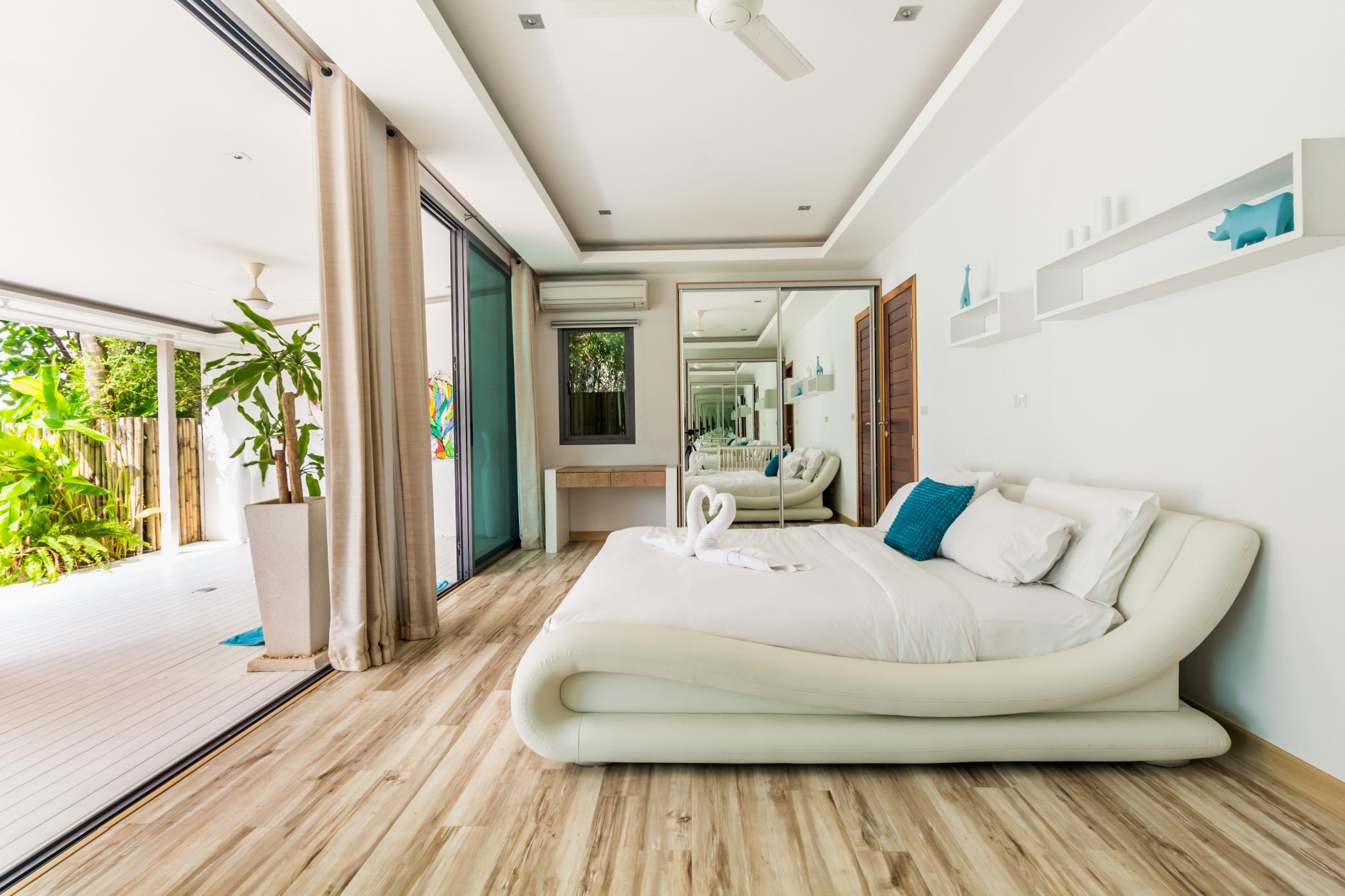 Apartment Beachfront villa  perfect family holidays on Ao Yon beach photo 20025793