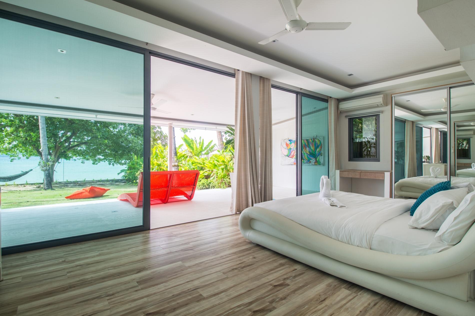 Apartment Beachfront villa  perfect family holidays on Ao Yon beach photo 20396225