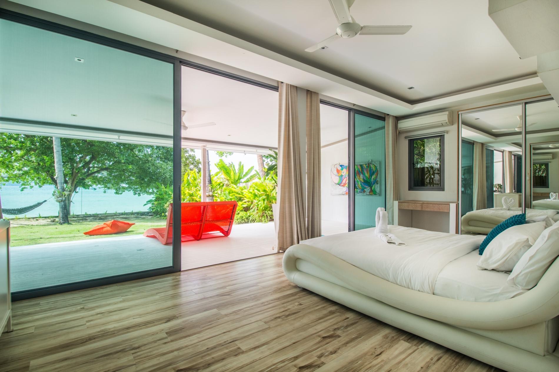 Apartment Beachfront villa  perfect family holidays on Ao Yon beach photo 20257245