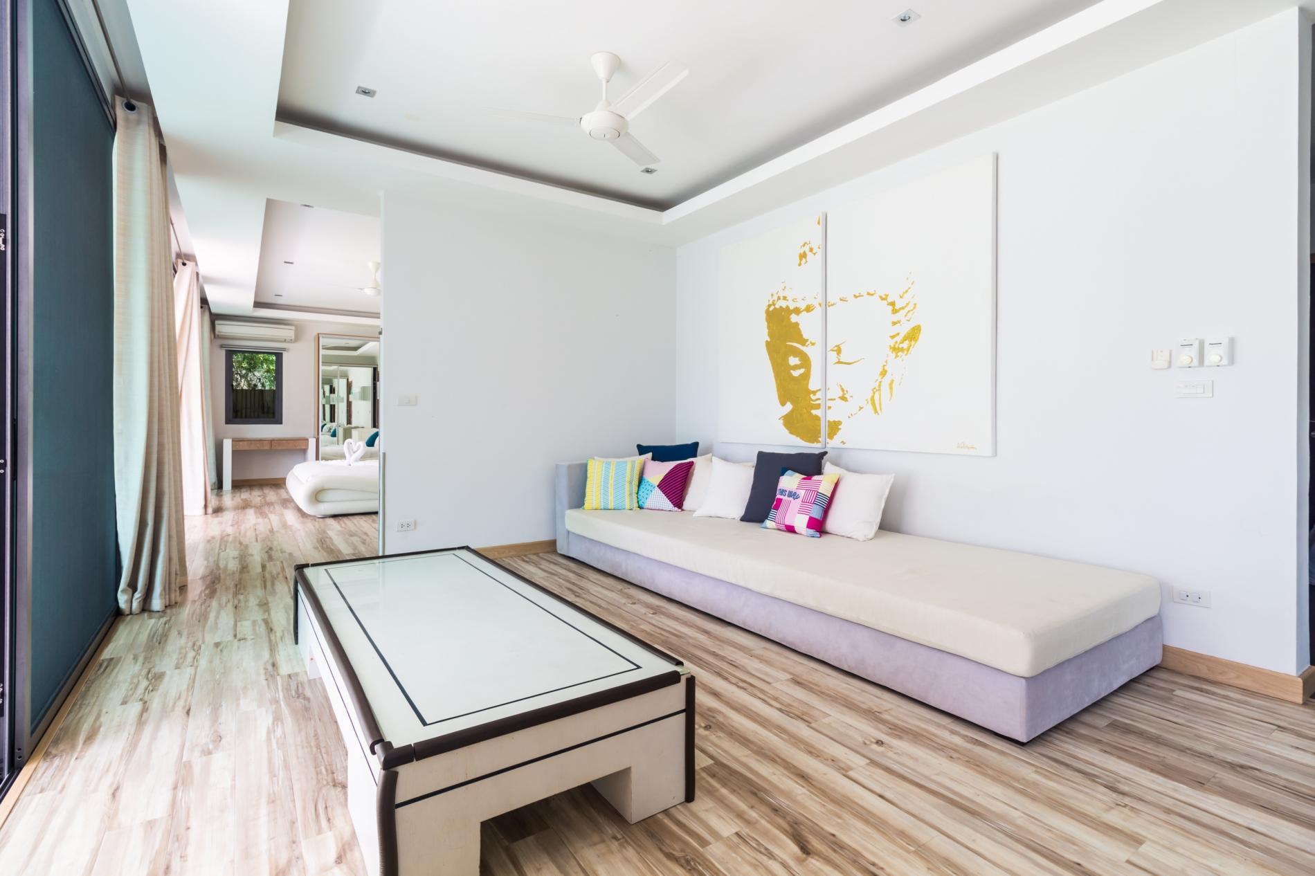 Apartment Beachfront villa  perfect family holidays on Ao Yon beach photo 20396227