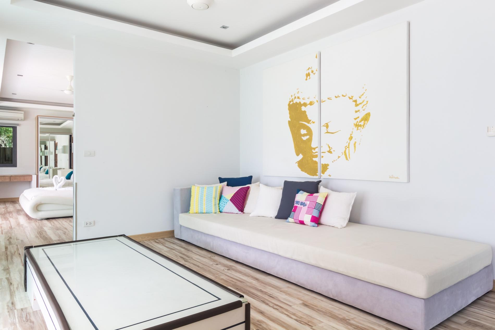 Apartment Beachfront villa  perfect family holidays on Ao Yon beach photo 20257249