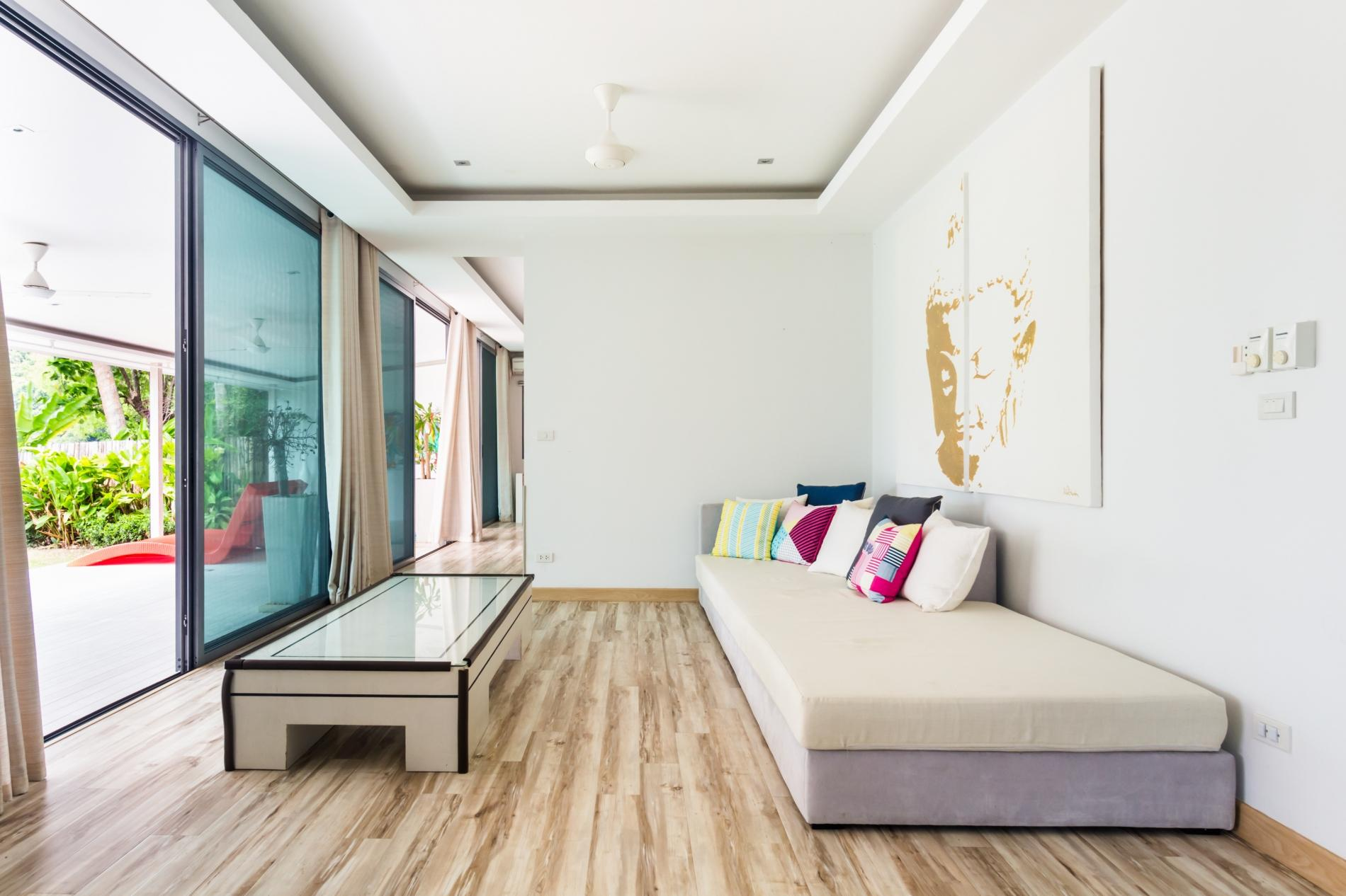 Apartment Beachfront villa  perfect family holidays on Ao Yon beach photo 20257255