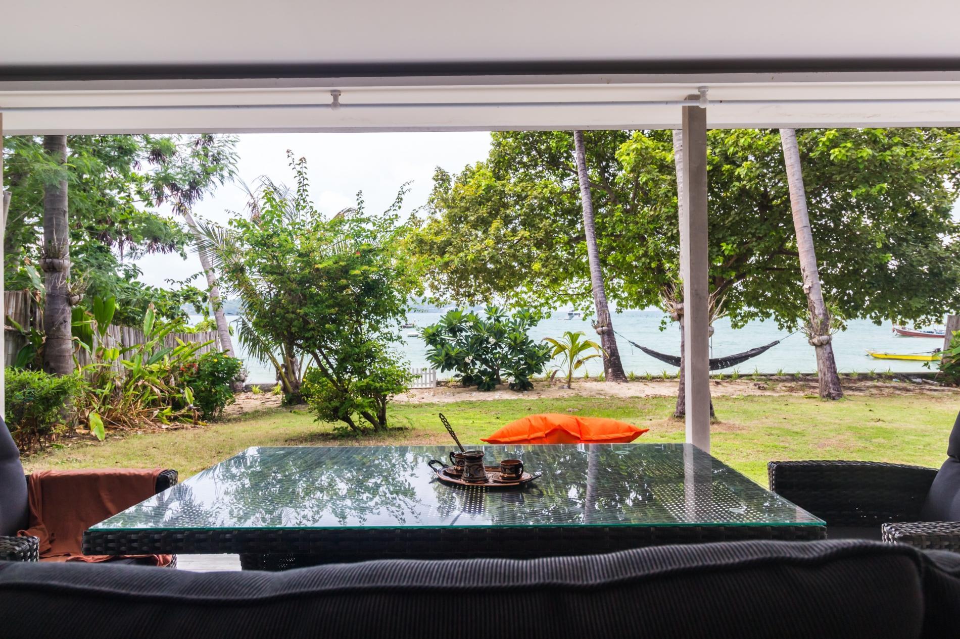 Apartment Beachfront villa  perfect family holidays on Ao Yon beach photo 20396229
