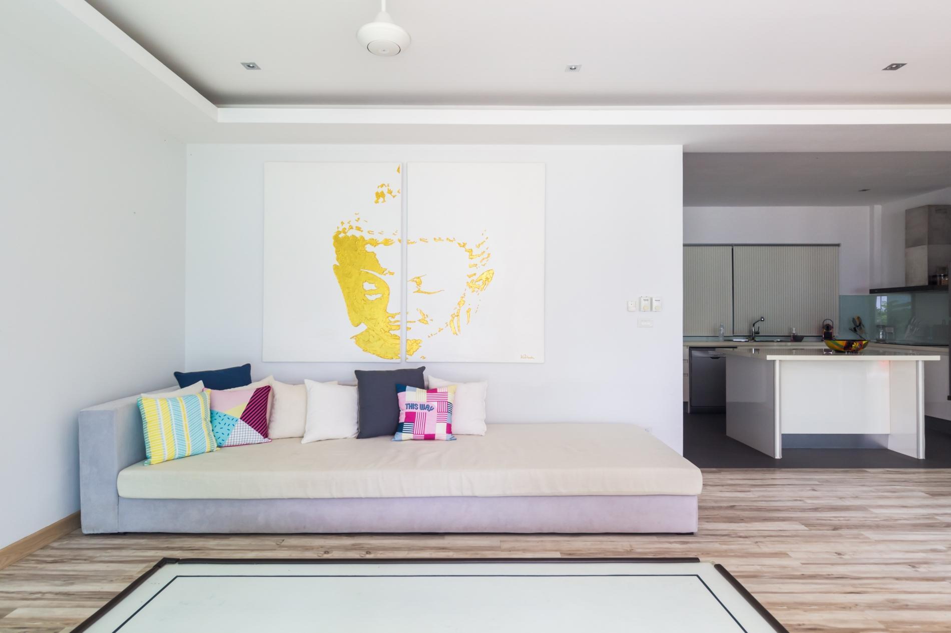 Apartment Beachfront villa  perfect family holidays on Ao Yon beach photo 20396231