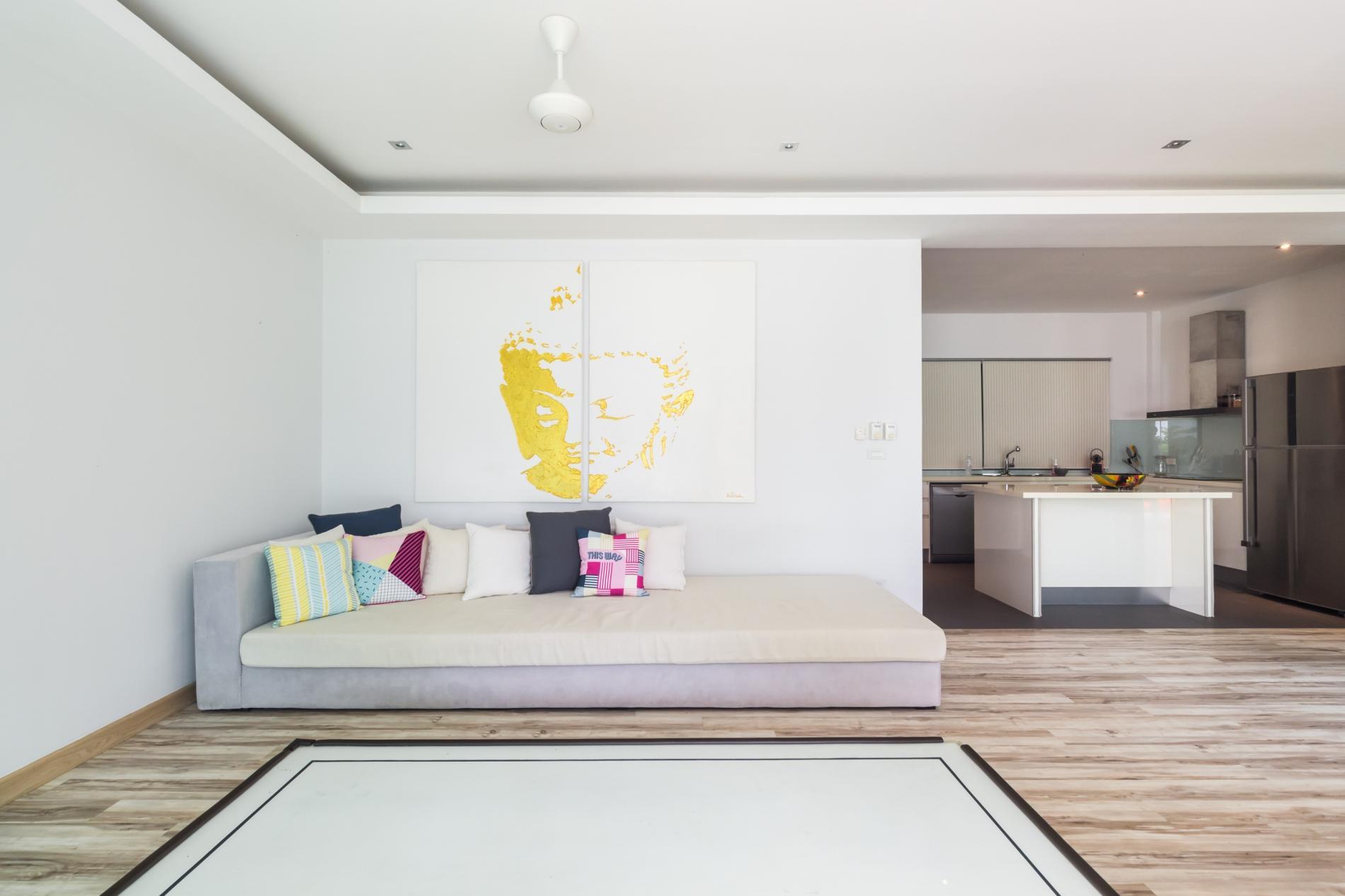 Apartment Beachfront villa  perfect family holidays on Ao Yon beach photo 20396233