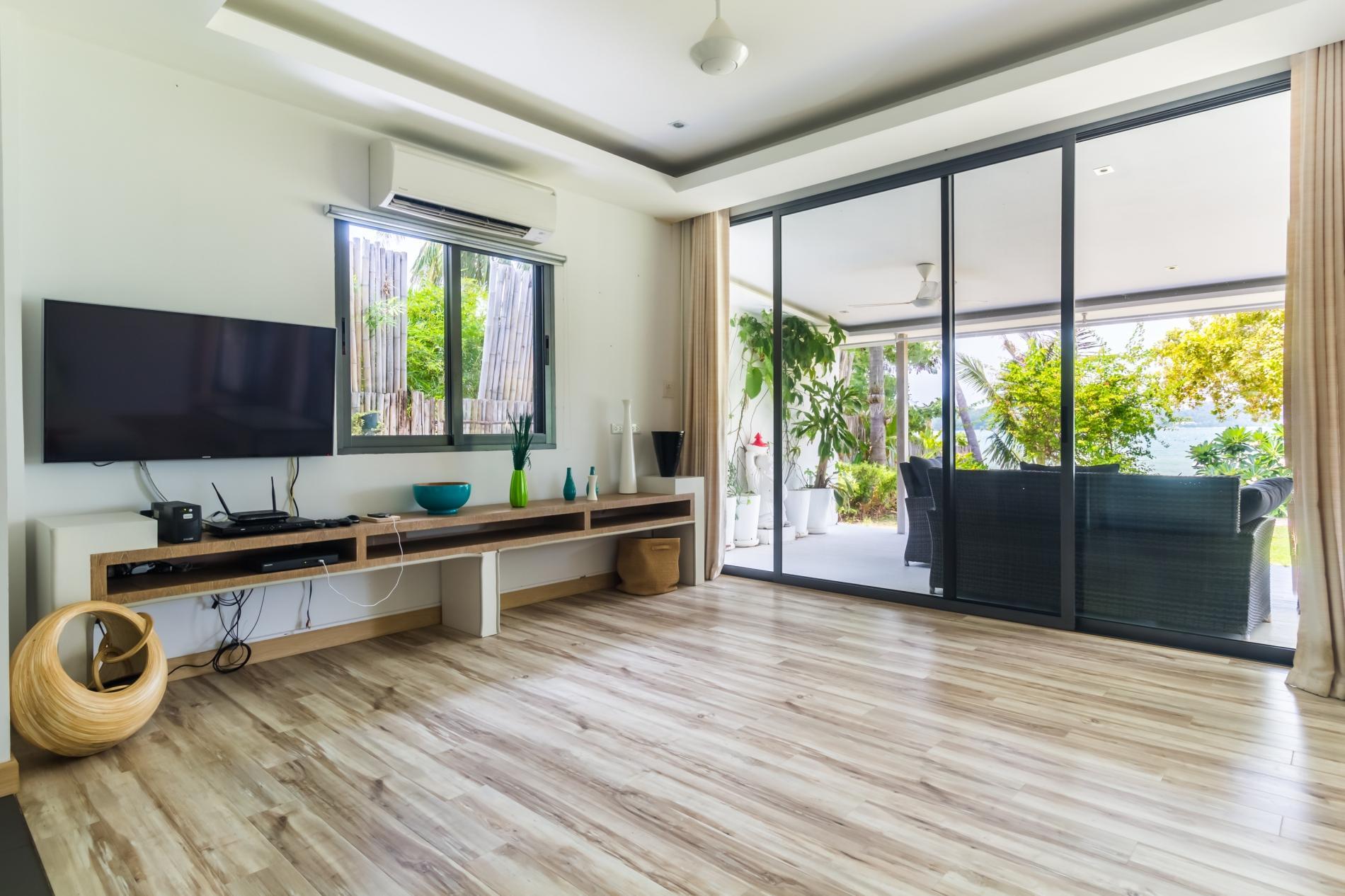 Apartment Beachfront villa  perfect family holidays on Ao Yon beach photo 20305587