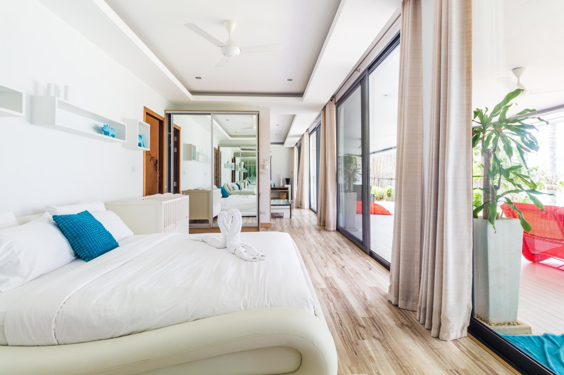 Apartment Beachfront villa  perfect family holidays on Ao Yon beach photo 20257281