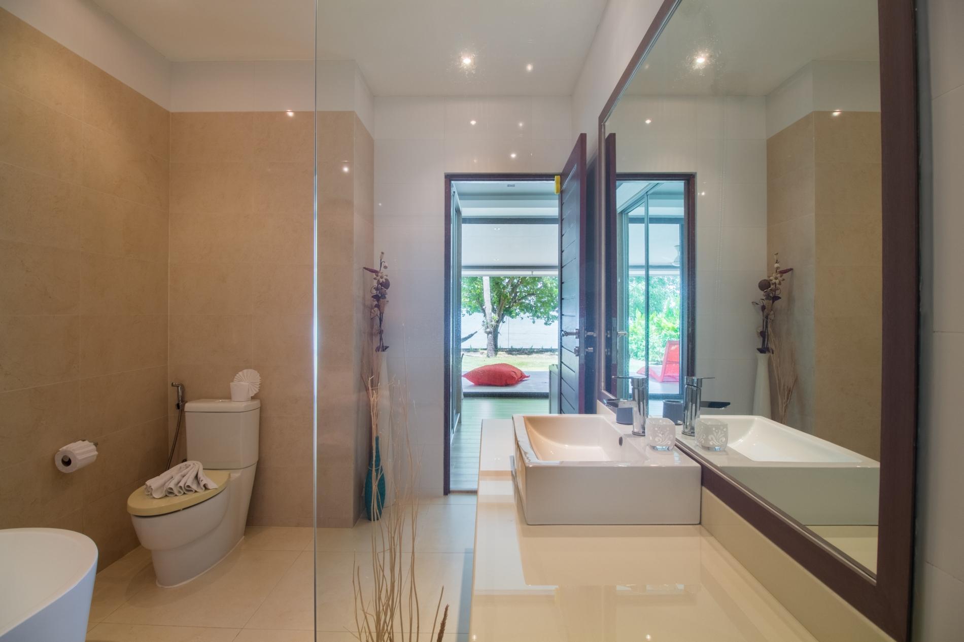 Apartment Beachfront villa  perfect family holidays on Ao Yon beach photo 20305591